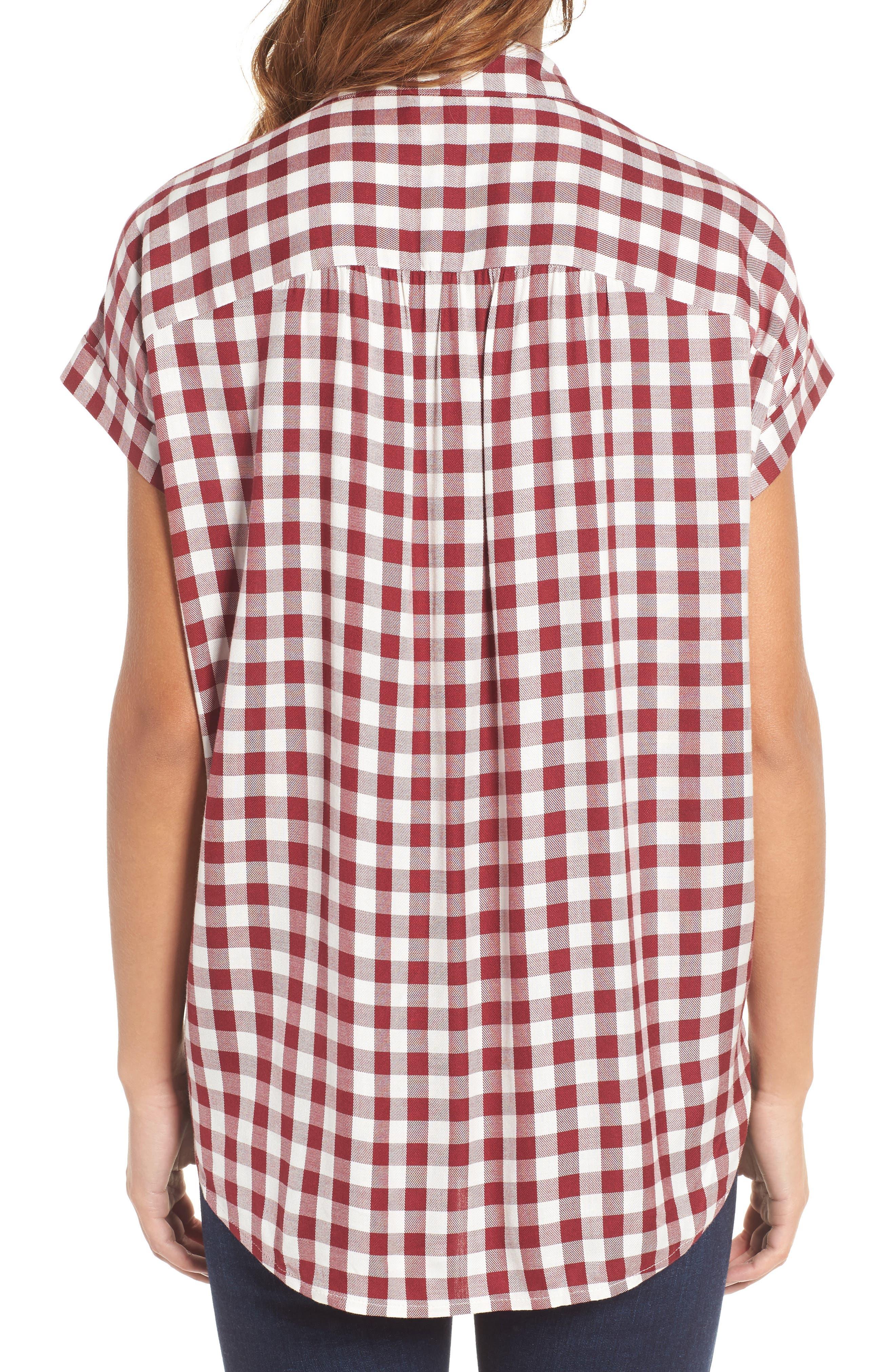 Alternate Image 3  - Madewell Plaid Courier Shirt