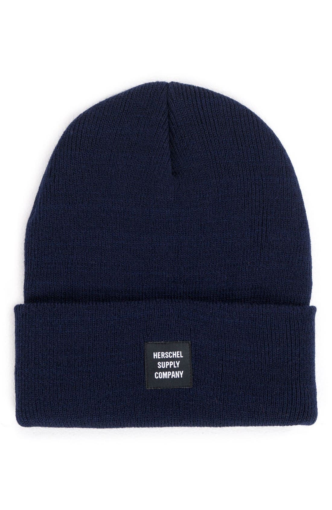 Herschel Supply Co. Abbott Knit Beanie