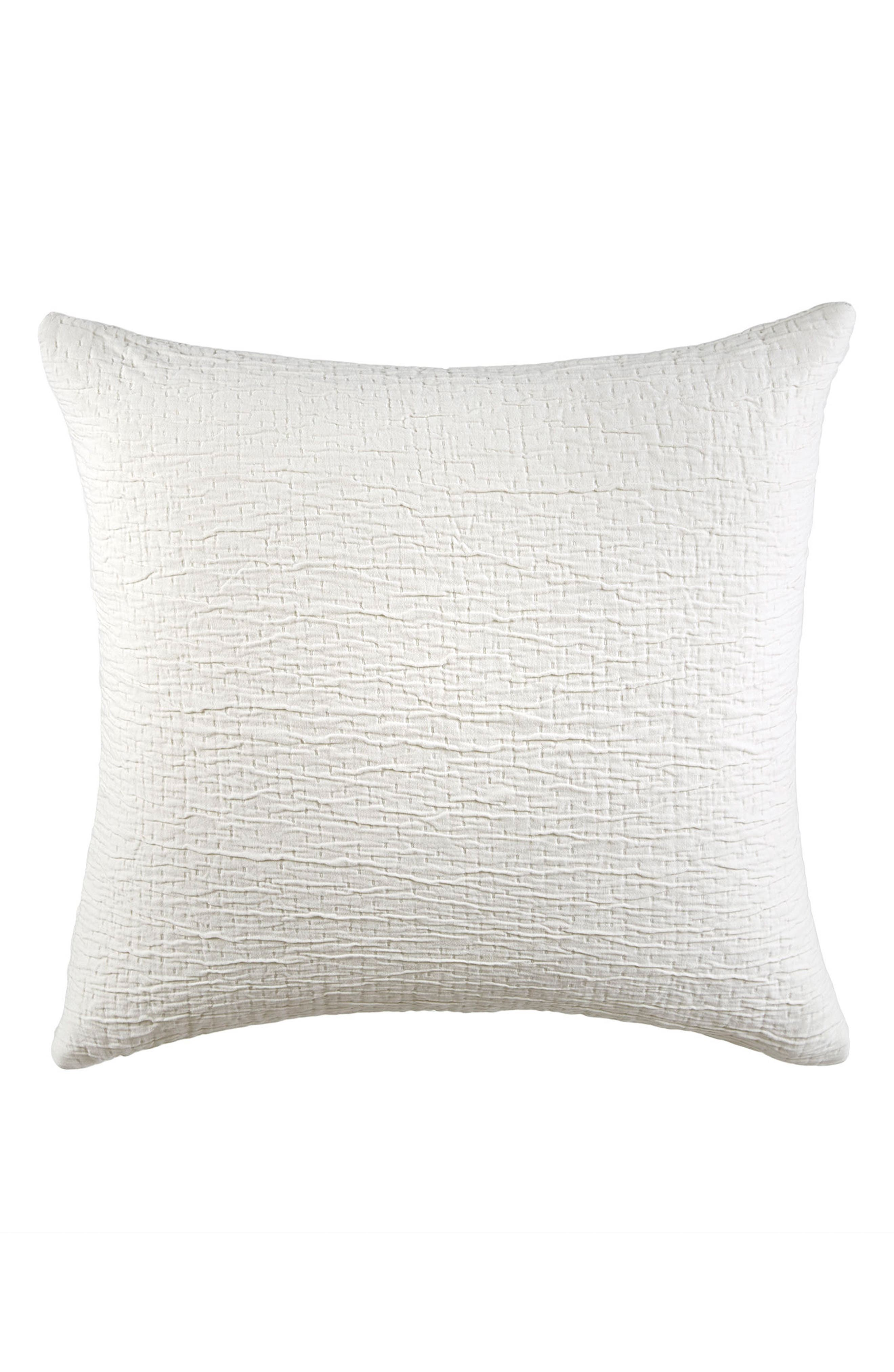 DwellStudio Woodgrain Matelassé Accent Pillow