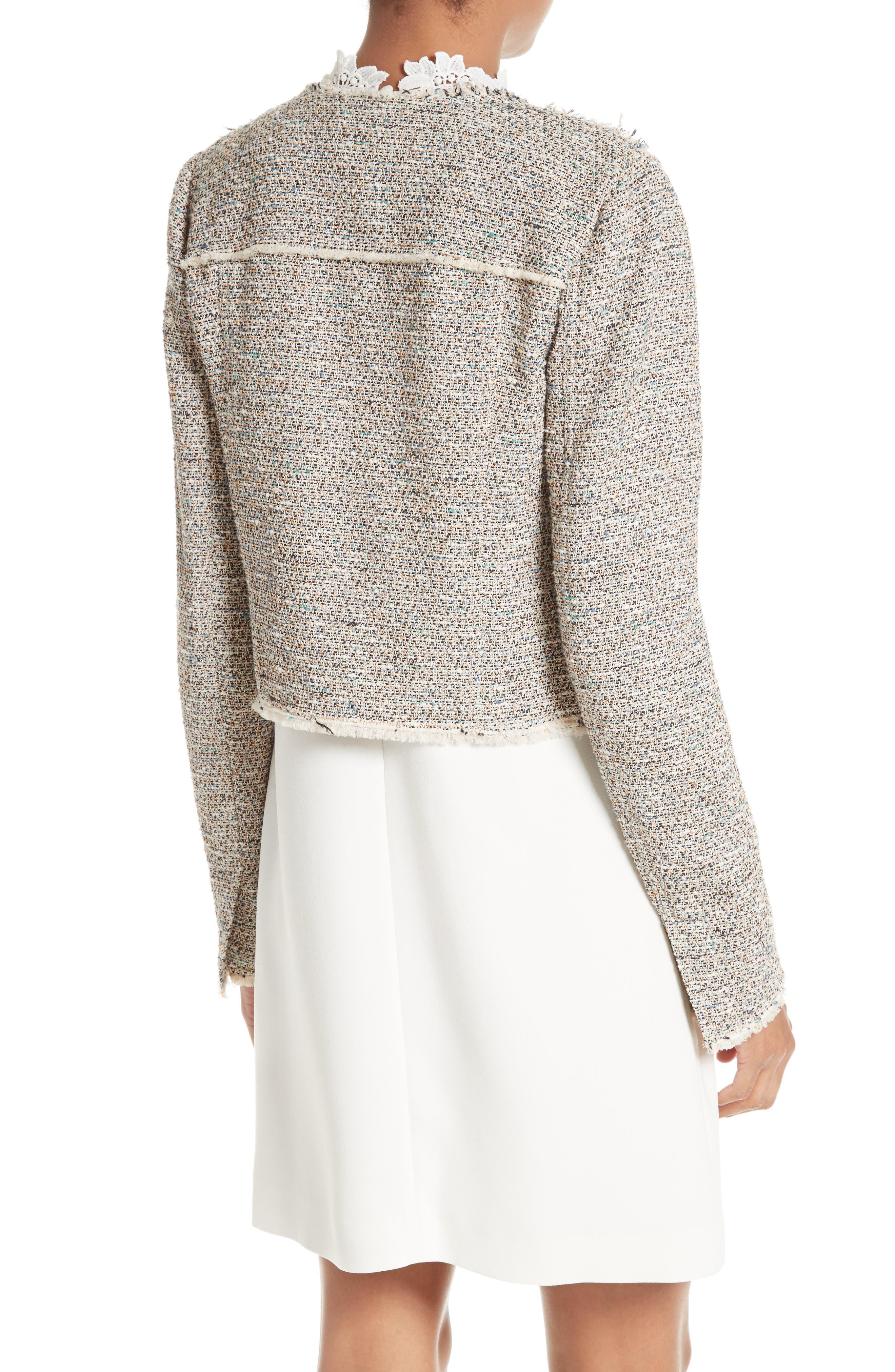 Alternate Image 2  - Theory Ualana Tweed Jacket