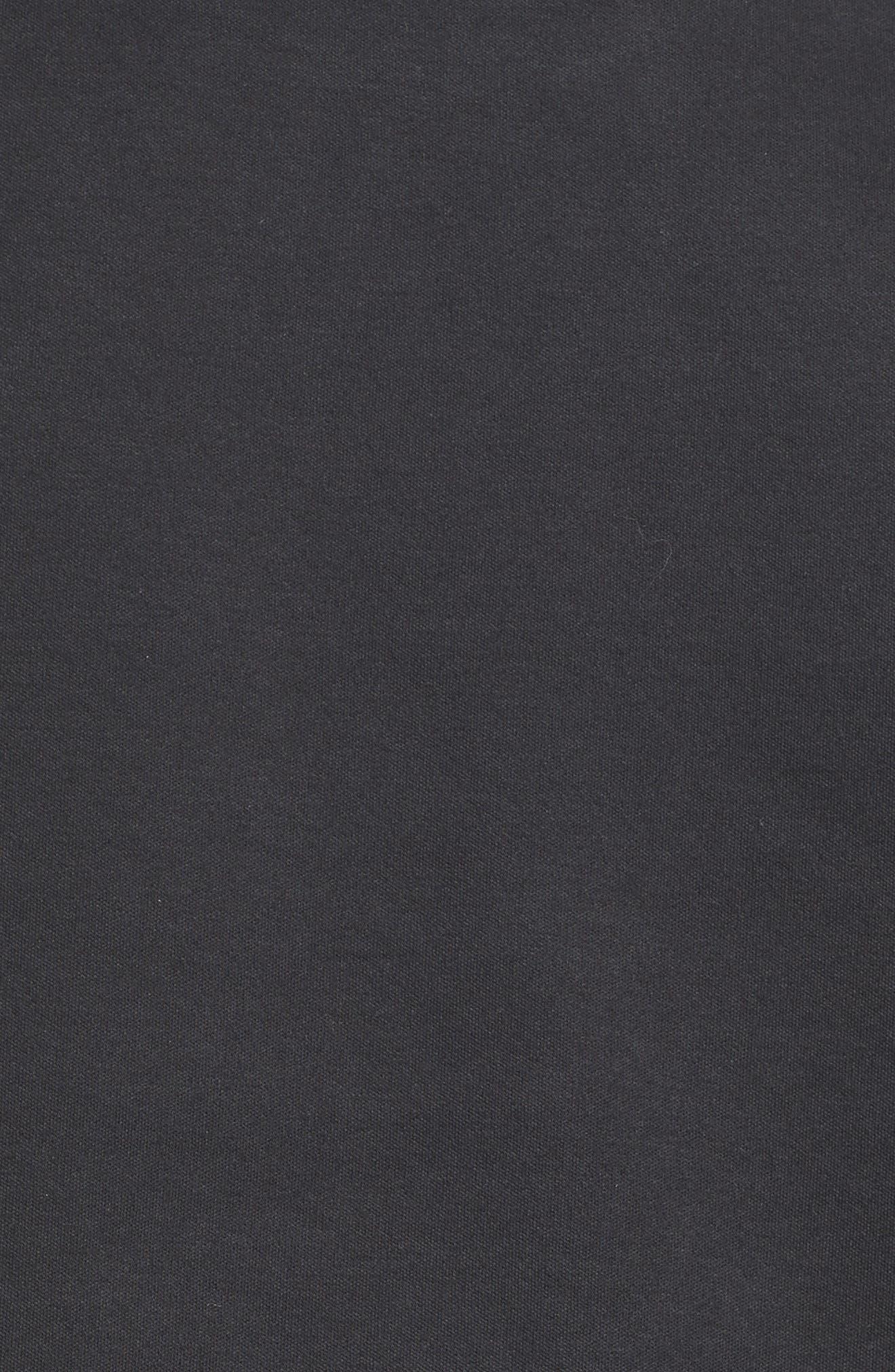 Alternate Image 5  - adidas Originals Shadow Stripe Sweatshirt