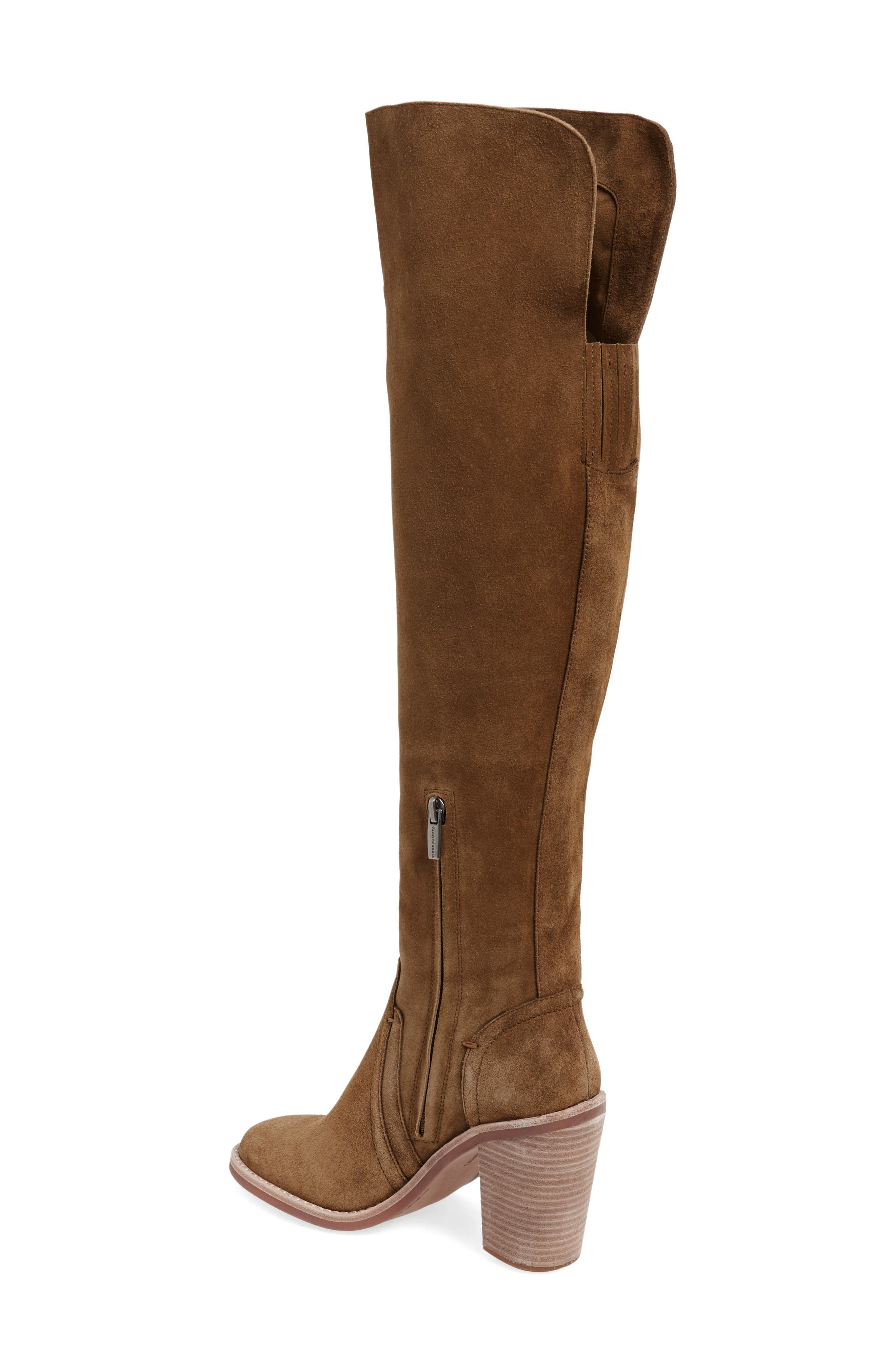 Alternate Image 2  - Vince Camuto 'Melaya' Over the Knee Boot (Women) (Nordstrom Exclusive)