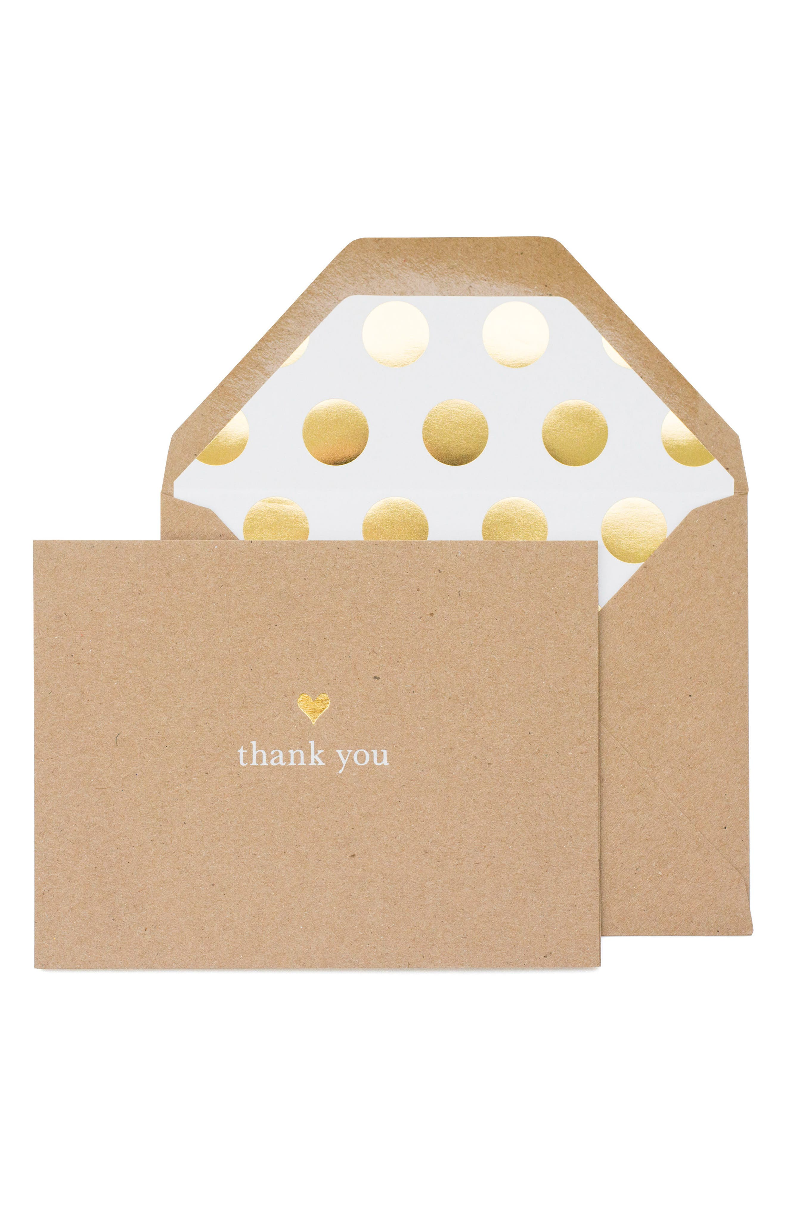 Alternate Image 1 Selected - sugar paper Thank You Card Set