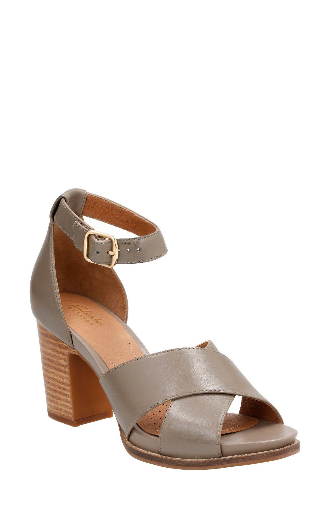 Clarks® Briatta Key Sandal (Women)