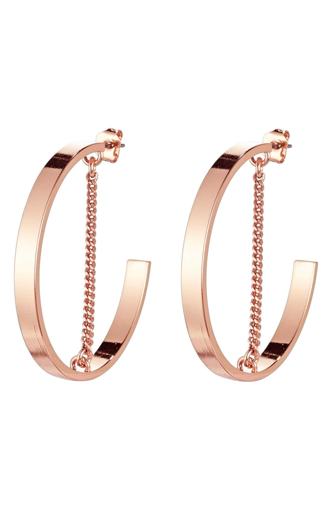 Main Image - Jenny Bird Mia Hoop Earrings