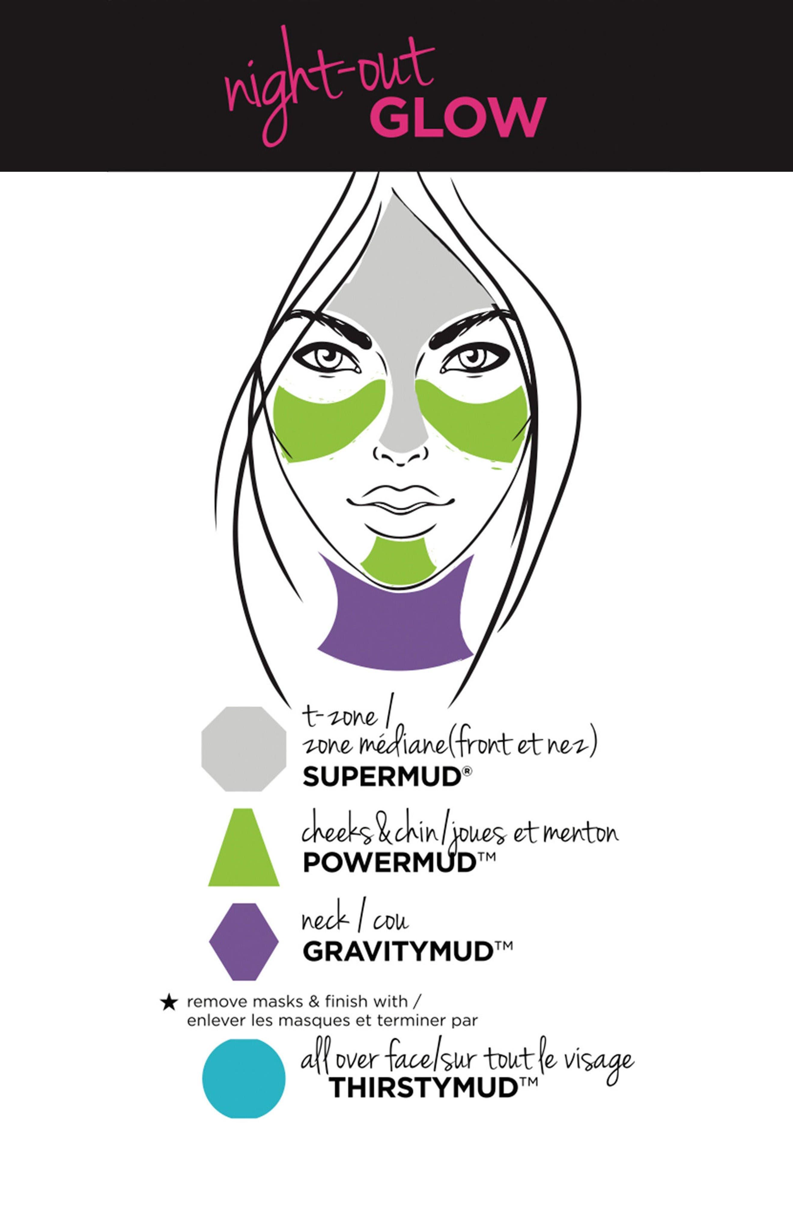 Alternate Image 5  - GLAMGLOW® GRAVITYMUD™ Firming Treatment