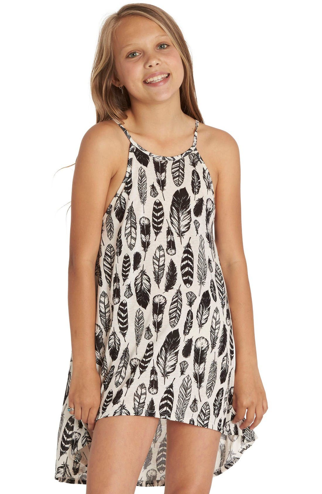BILLABONG Funky Finds High/Low Dress