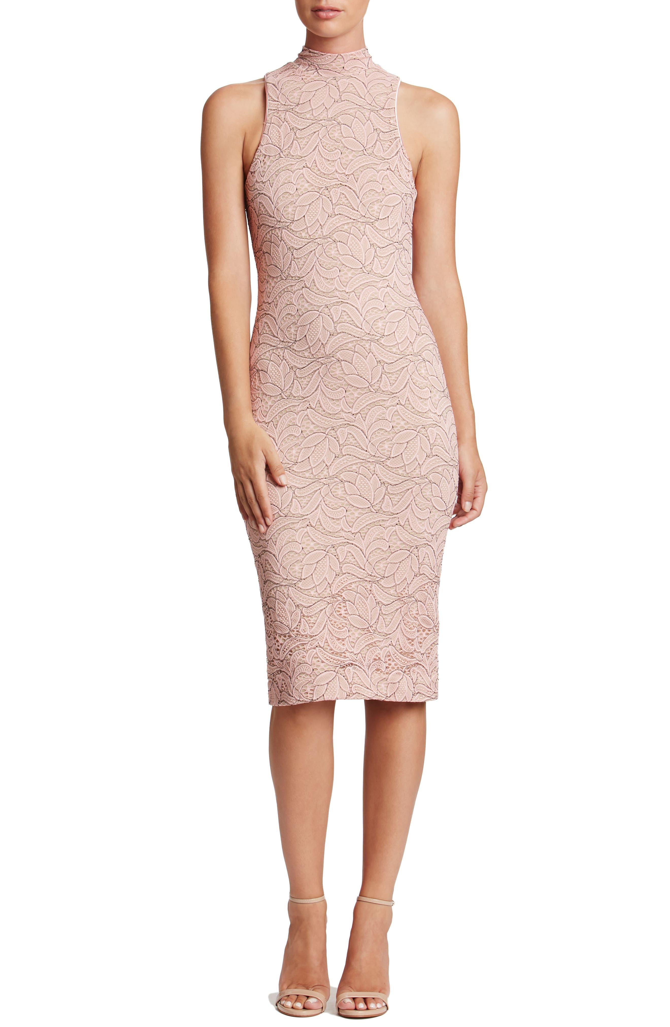 Dress the Population Norah Body-Con Dress