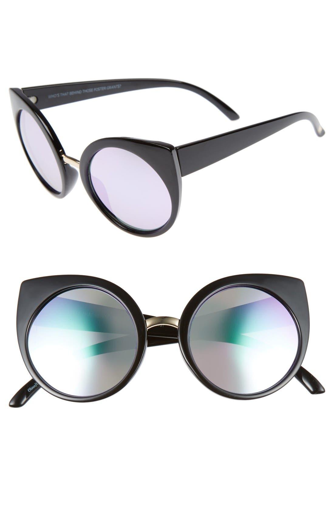 ITEM 8 MG.5 52mm Cat Eye Sunglasses