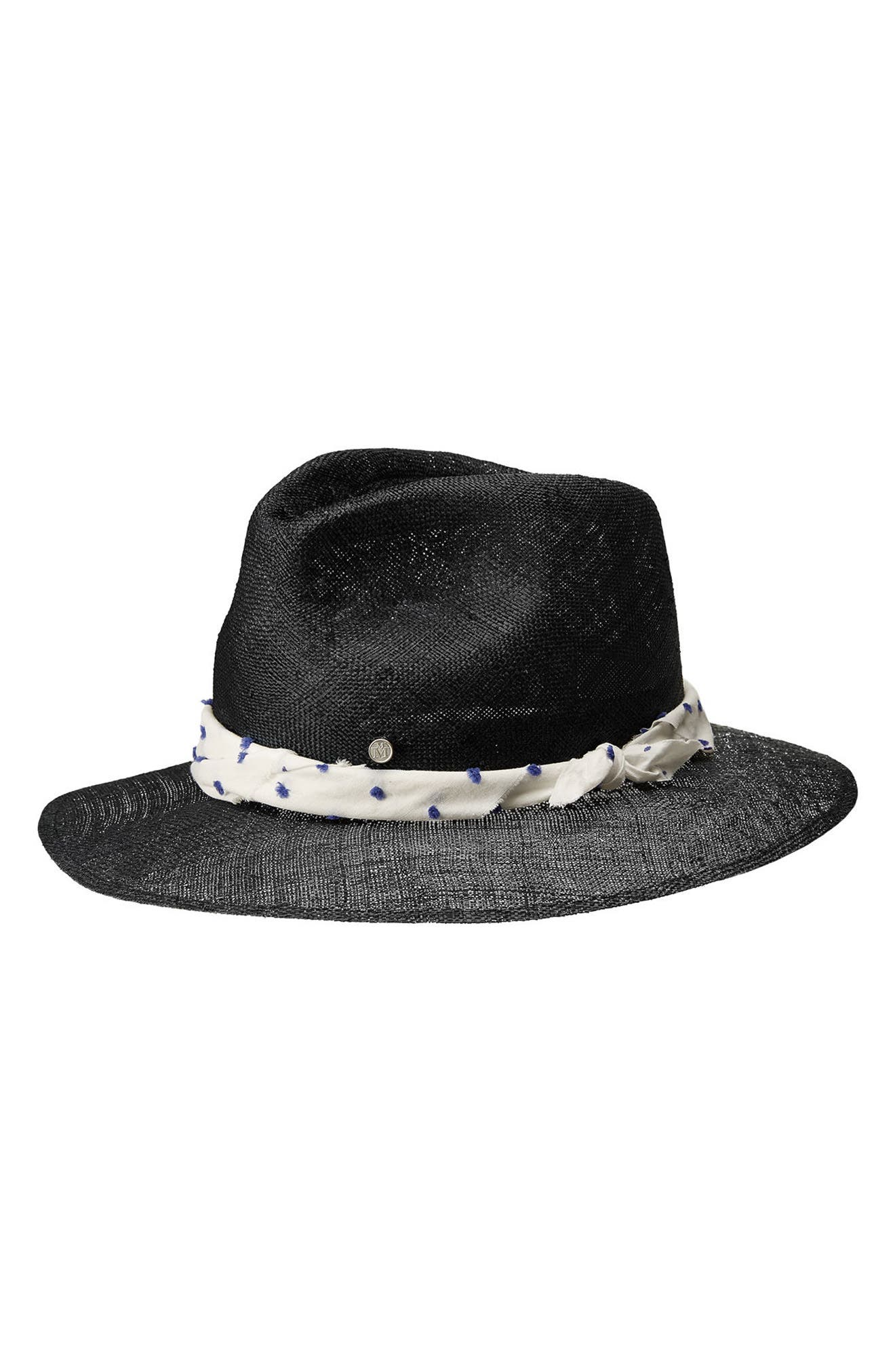 Alternate Image 1 Selected - Maison Michel Rico Straw Hat