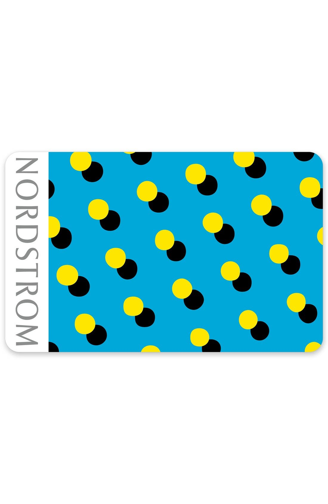 Nordstrom Double Dots Gift Card