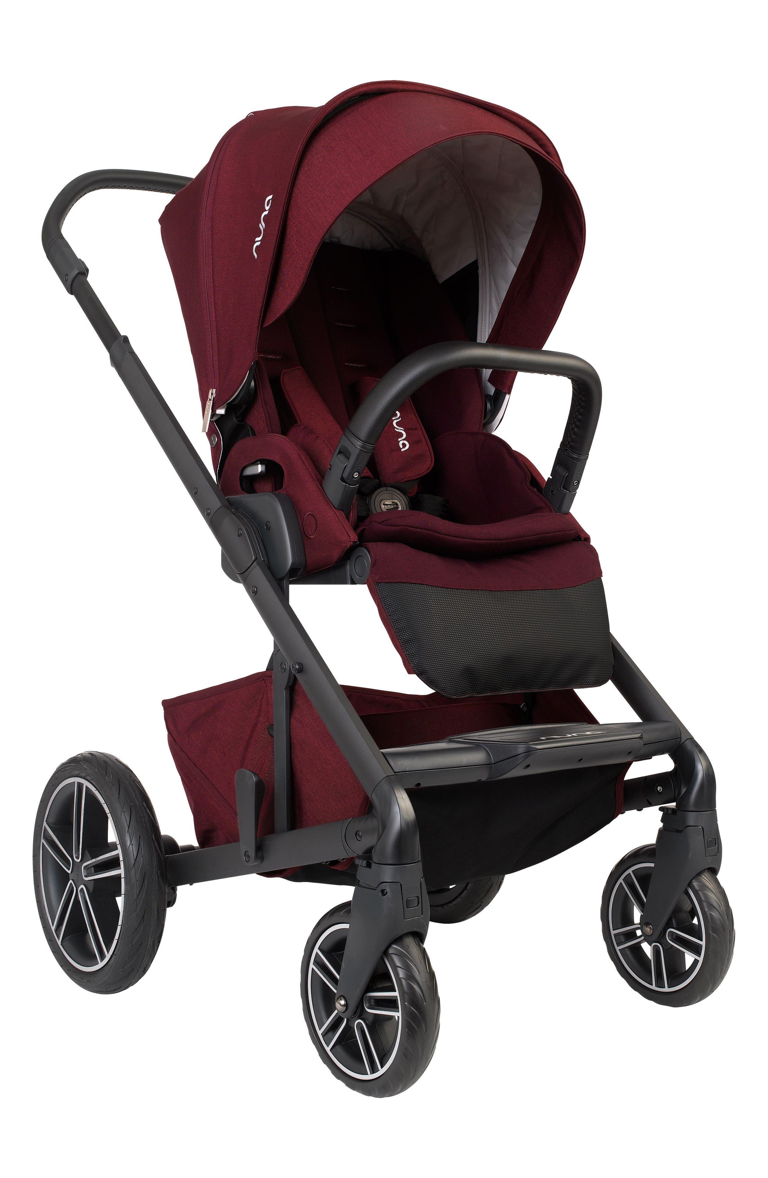 nuna MIXX2™ Three Mode Stroller with All Terrain Tires