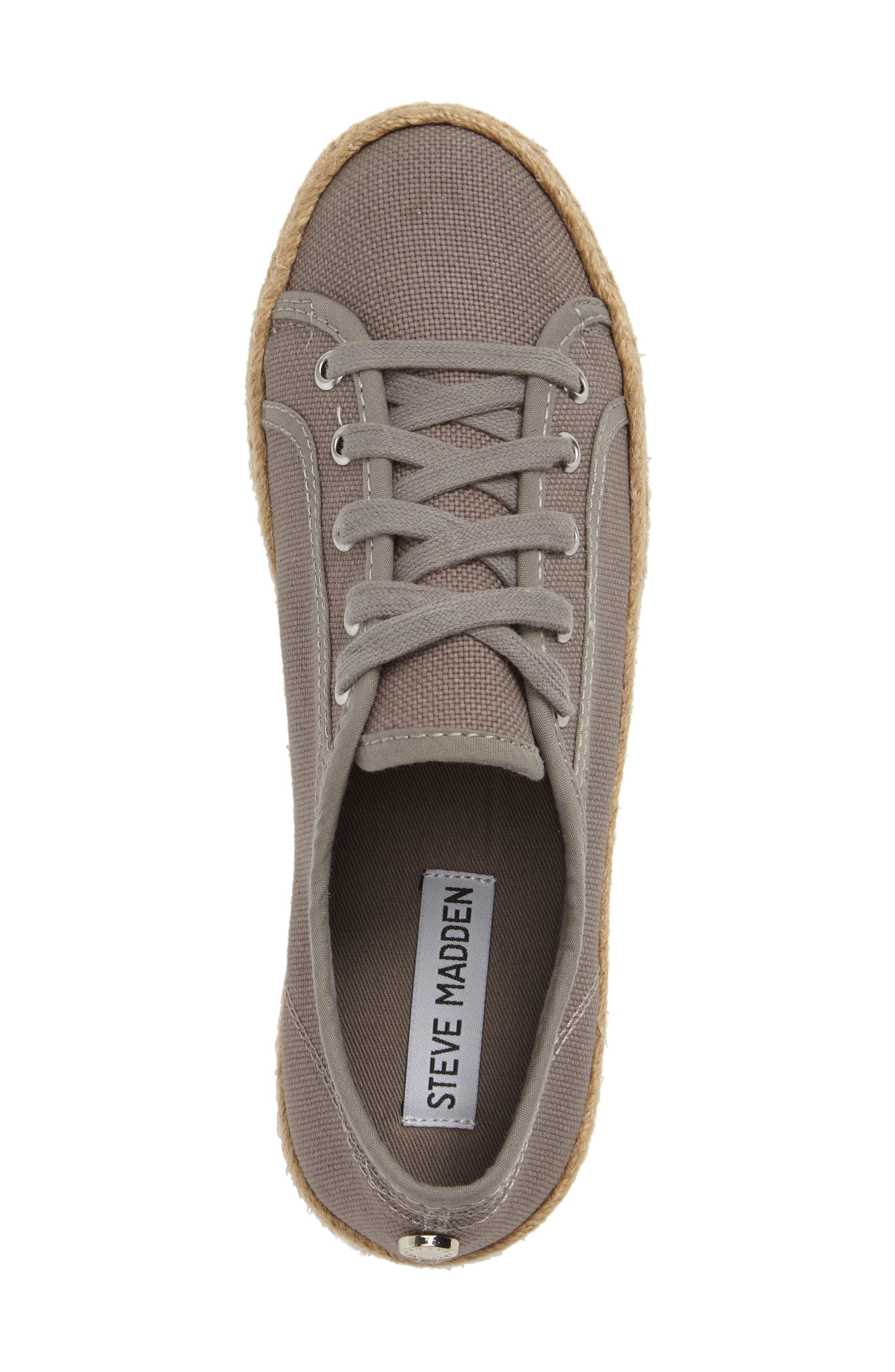 Alternate Image 3  - Steve Madden Hampton Platform Sneaker (Women)