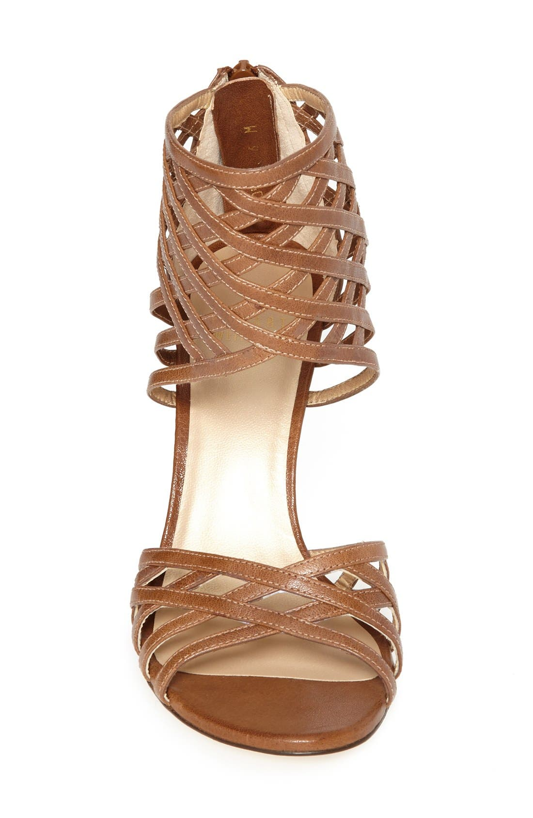 Alternate Image 3  - Stuart Weitzman 'Cajun' Leather Sandal (Women)