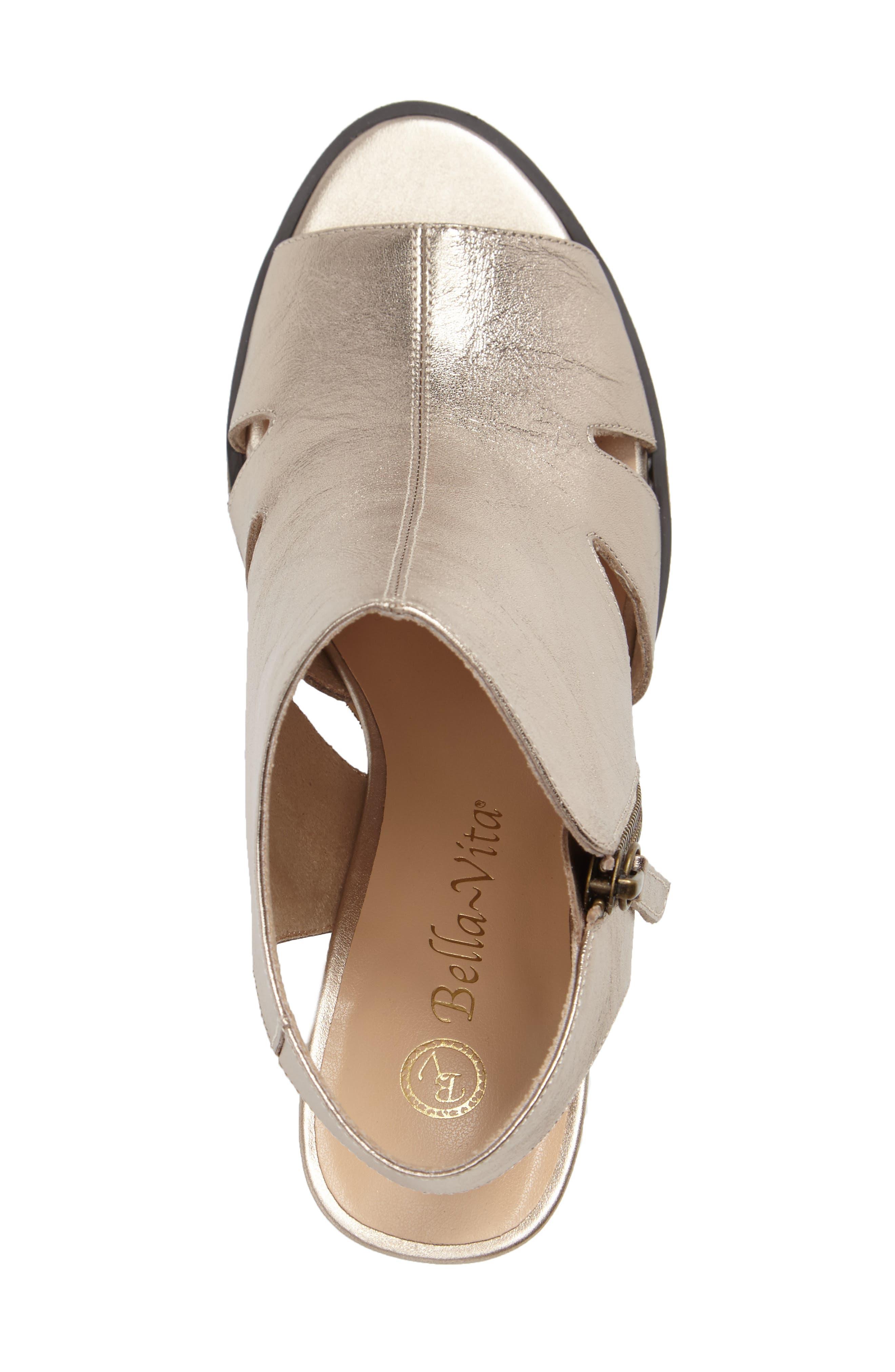 Alternate Image 3  - Bella Vita Kimmy Cutout Sandal (Women)