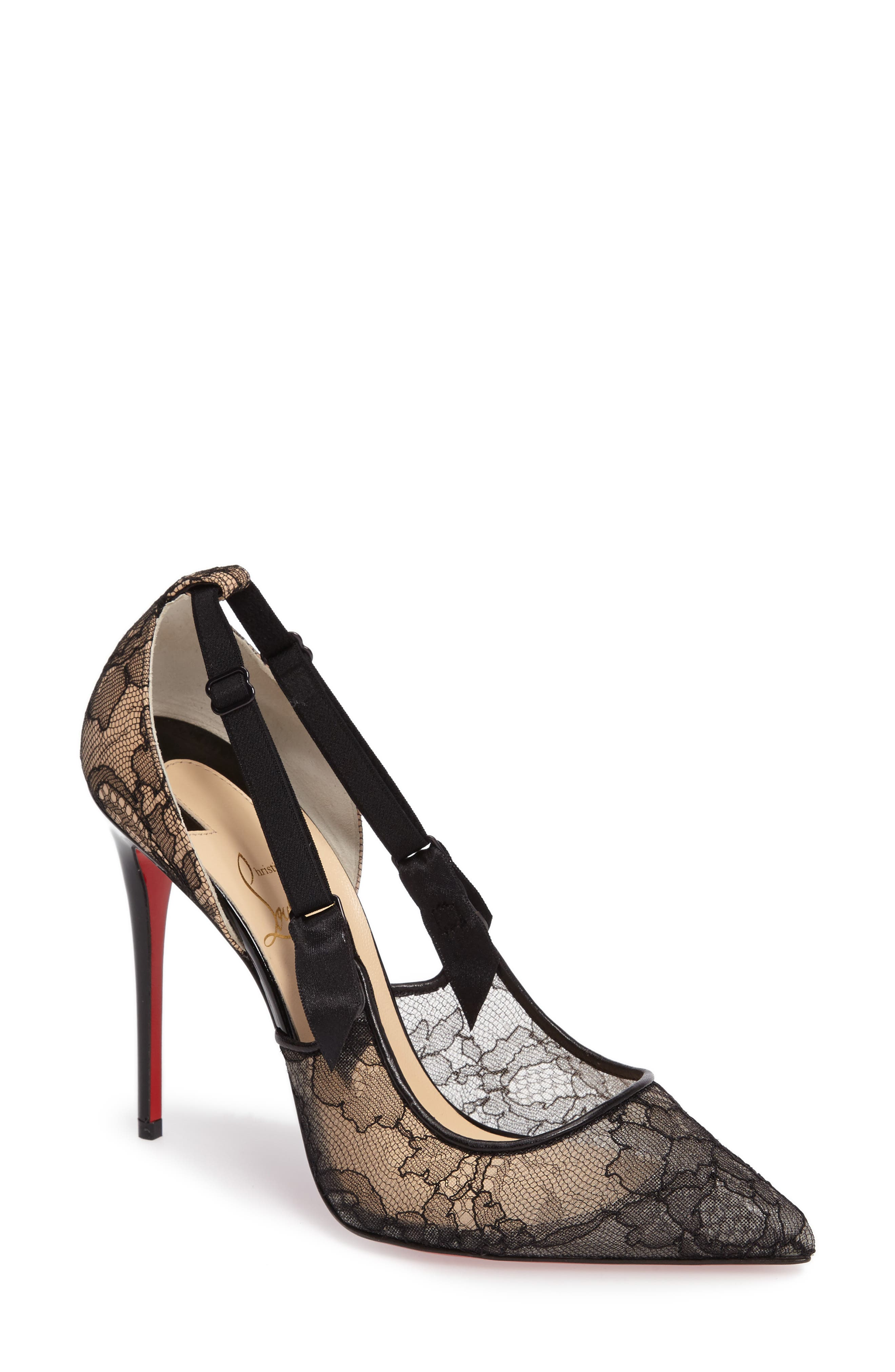Alternate Image 1 Selected - Christian Louboutin Hot Jeanbi Pump (Women)