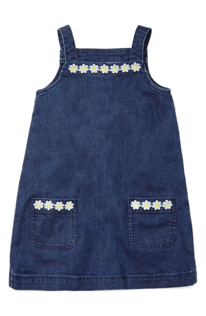 Mini boden dungaree dress toddler girls little girls for Shop mini boden