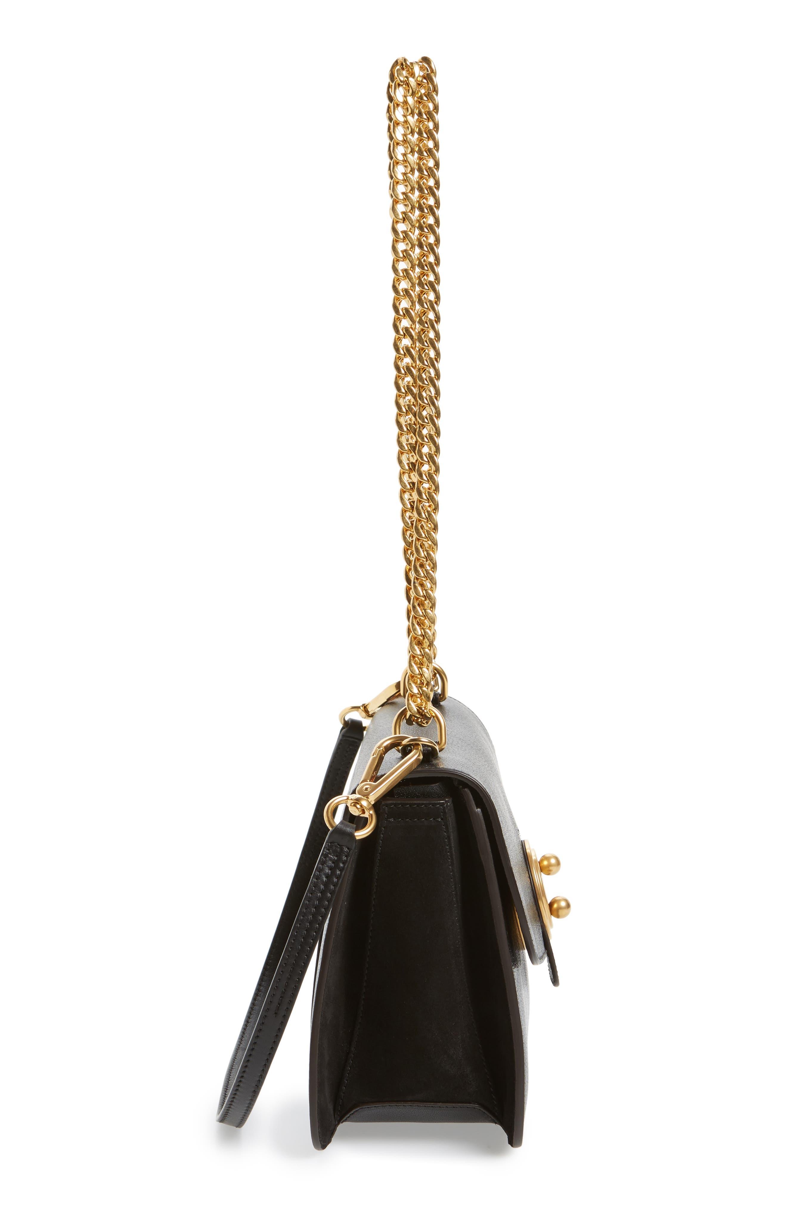 Alternate Image 5  - Chloé Medium Mily Leather Shoulder Bag