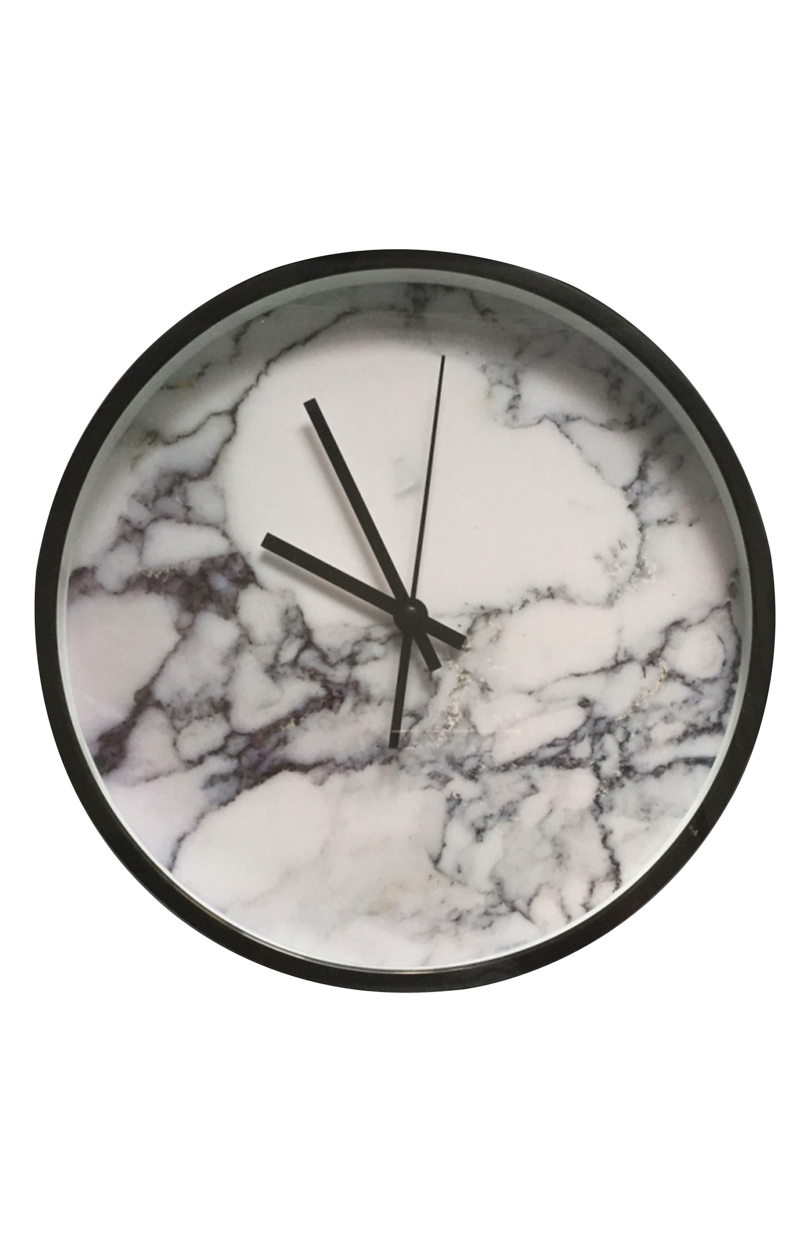 Alternate Image 1 Selected - Crystal Art Gallery Wall Clock