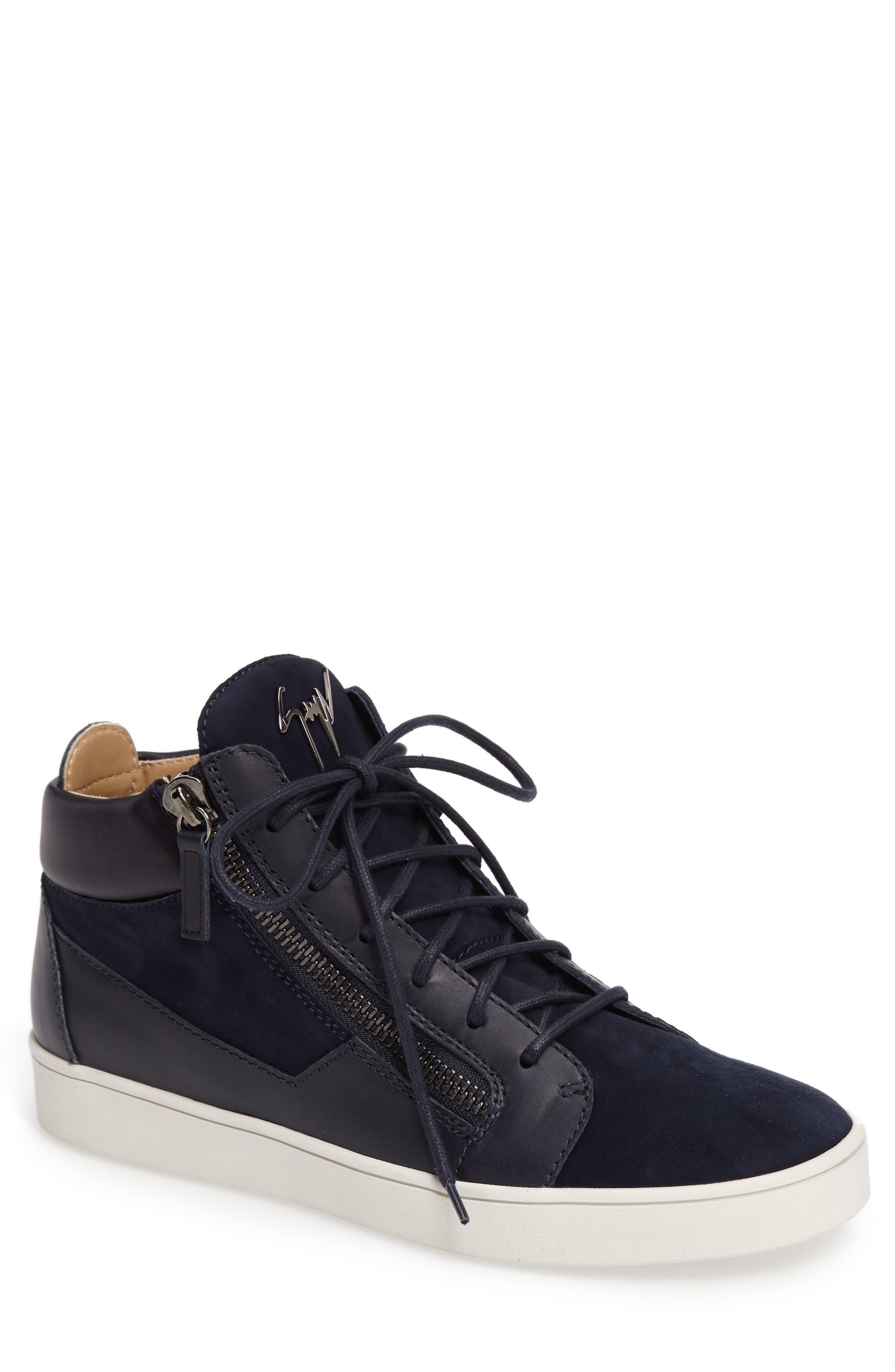 Giuseppe Zanotti Mid Sneaker (Men)