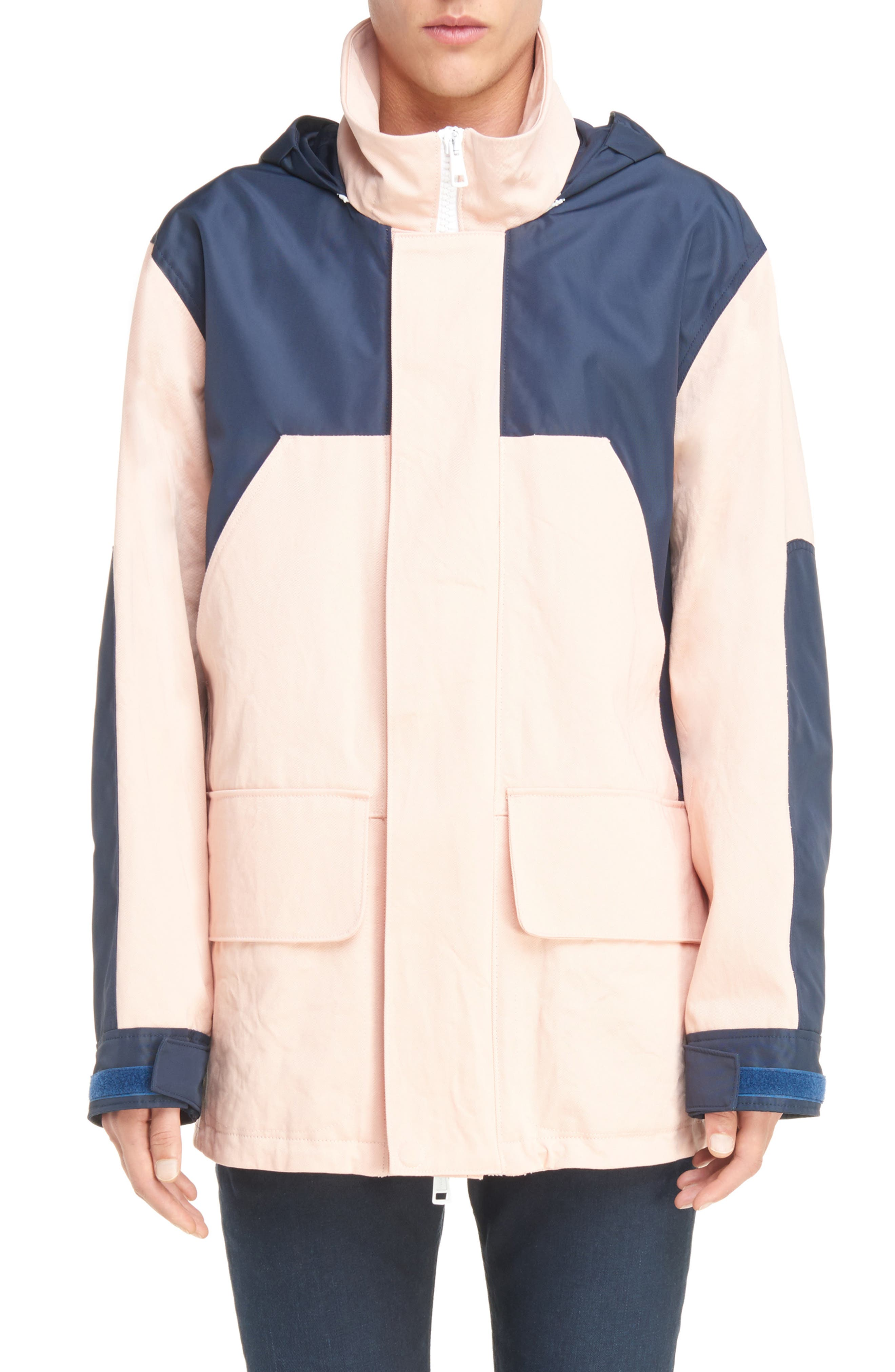 ACNE STUDIOS MT2002 Colorblock Parka