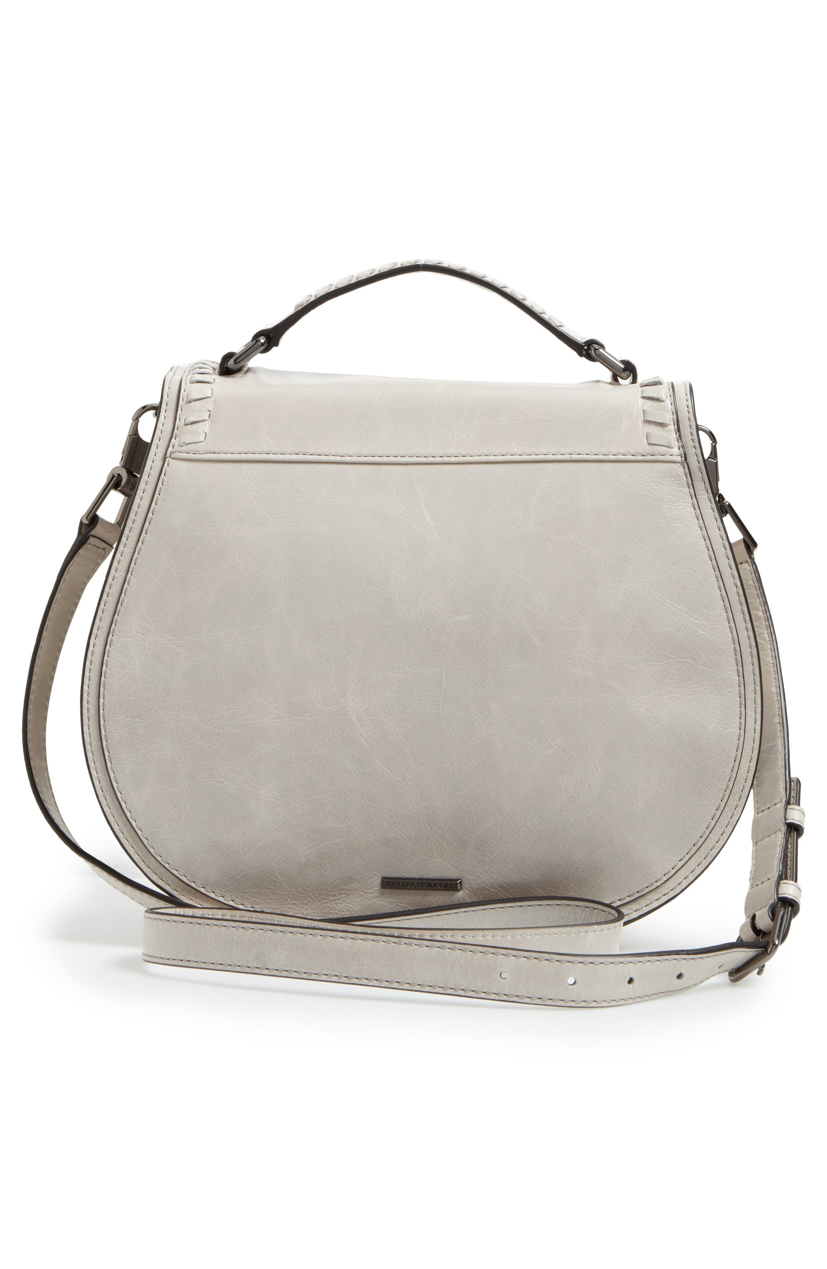 Alternate Image 3  - Rebecca Minkoff Vanity Saddle Bag