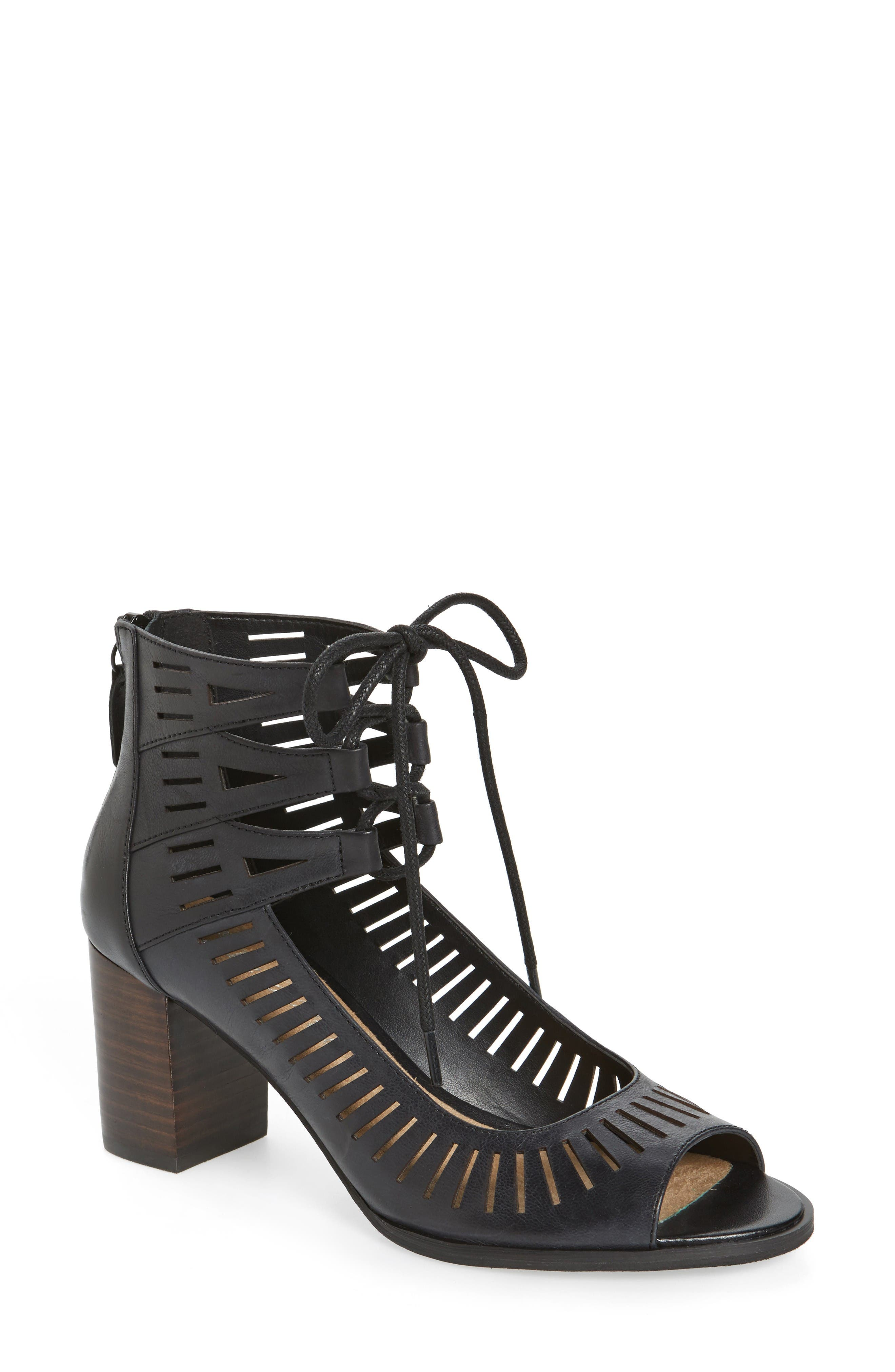 Bella Vita Keaton Lace-Up Pump (Women)