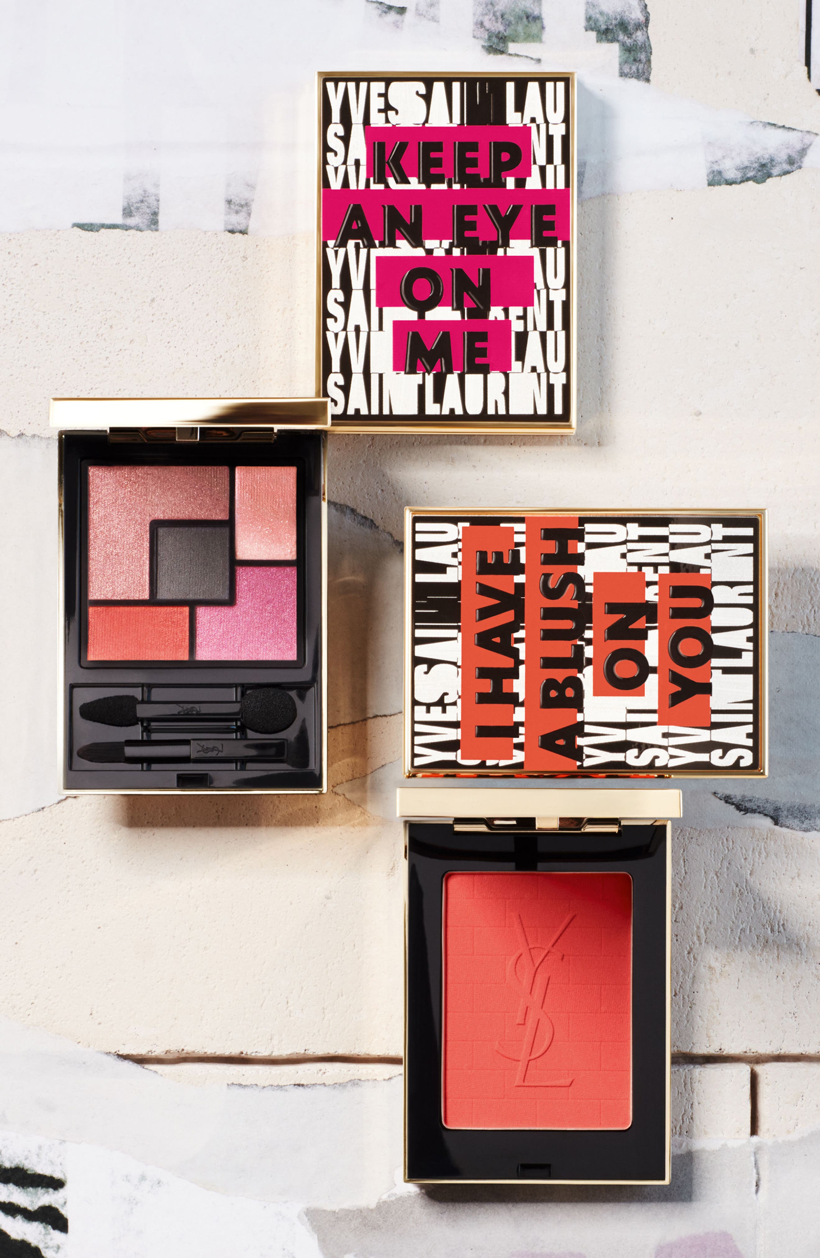 Alternate Image 2  - Yves Saint Laurent The Street and I Couture Palette Collection (Limited Edition)
