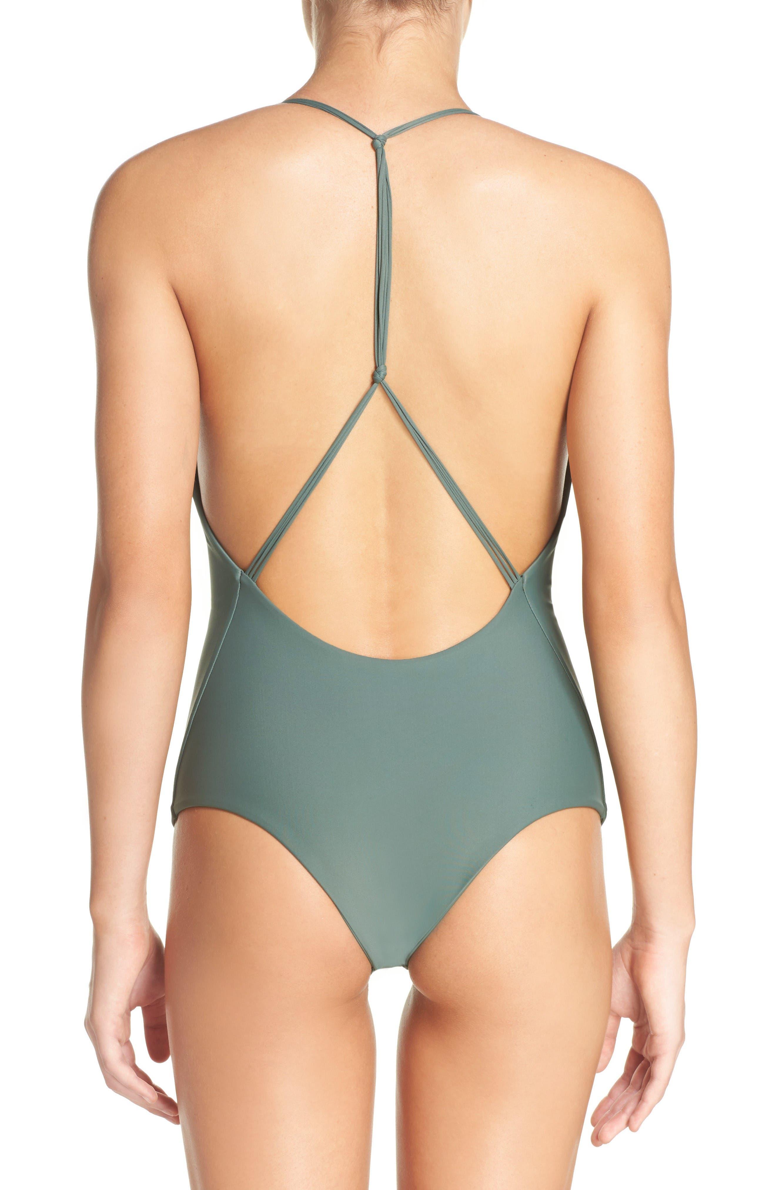 Alternate Image 2  - MIKOH One-Piece Swimsuit