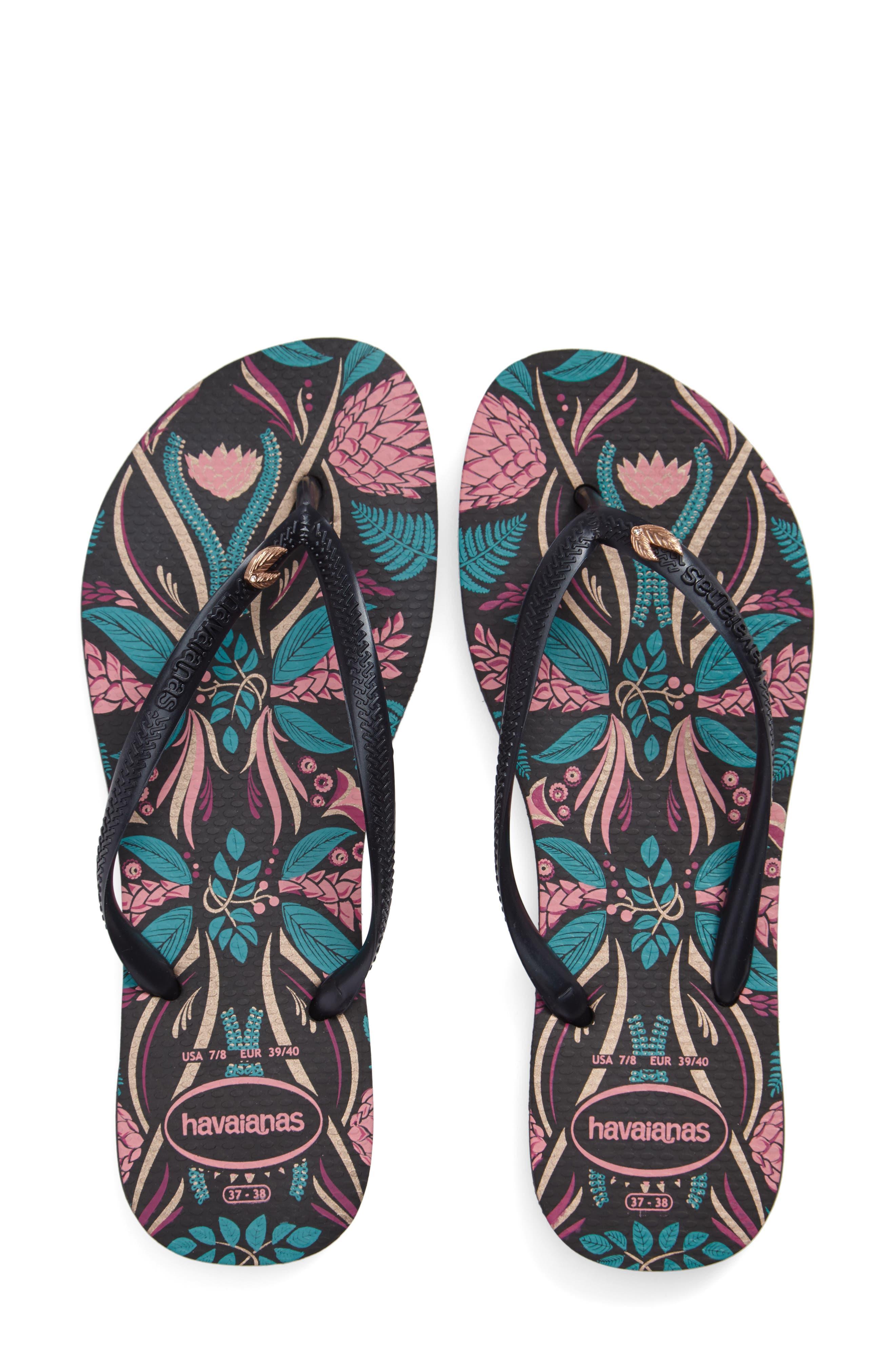 Havaianas 'Slim Royal' Flip Flop (Women)