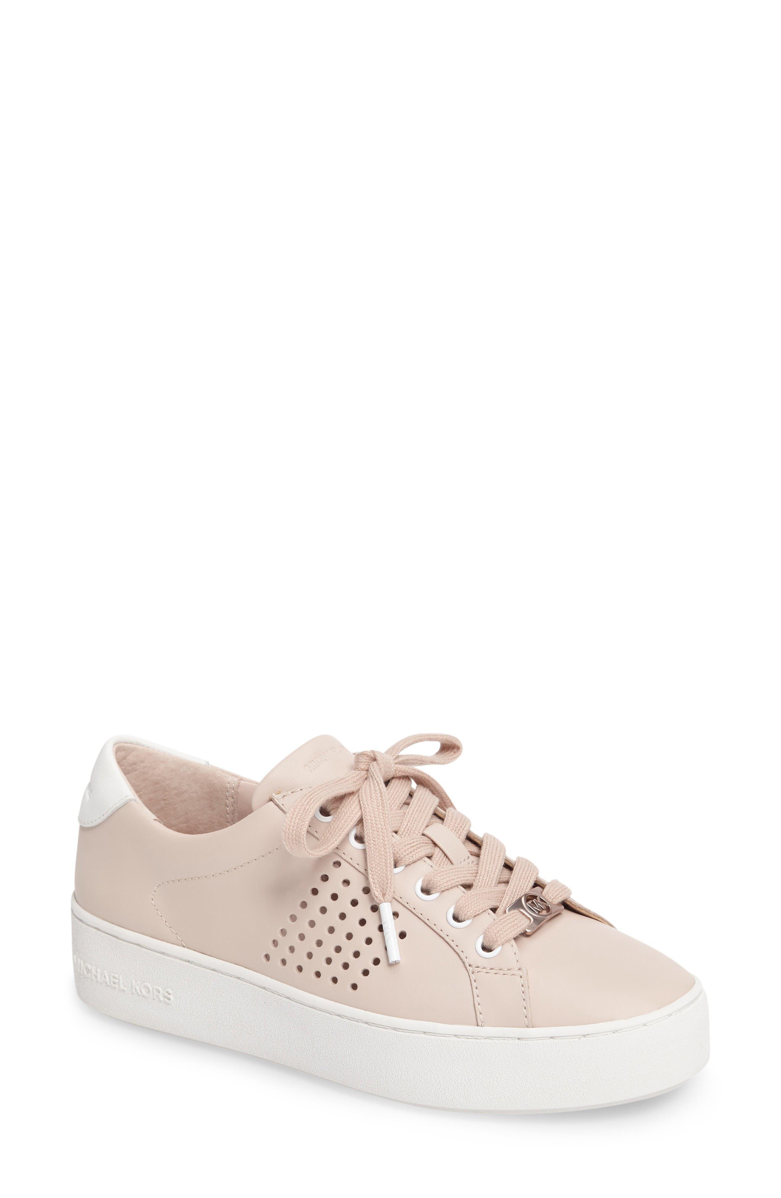 MICHAEL MICHAEL KORS Poppy Platform Sneaker