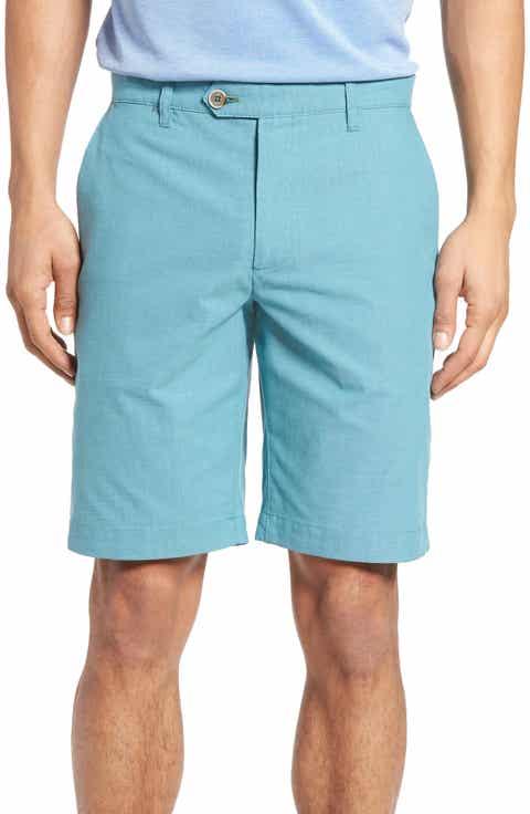 Ted Baker London Evisho Cotton Shorts