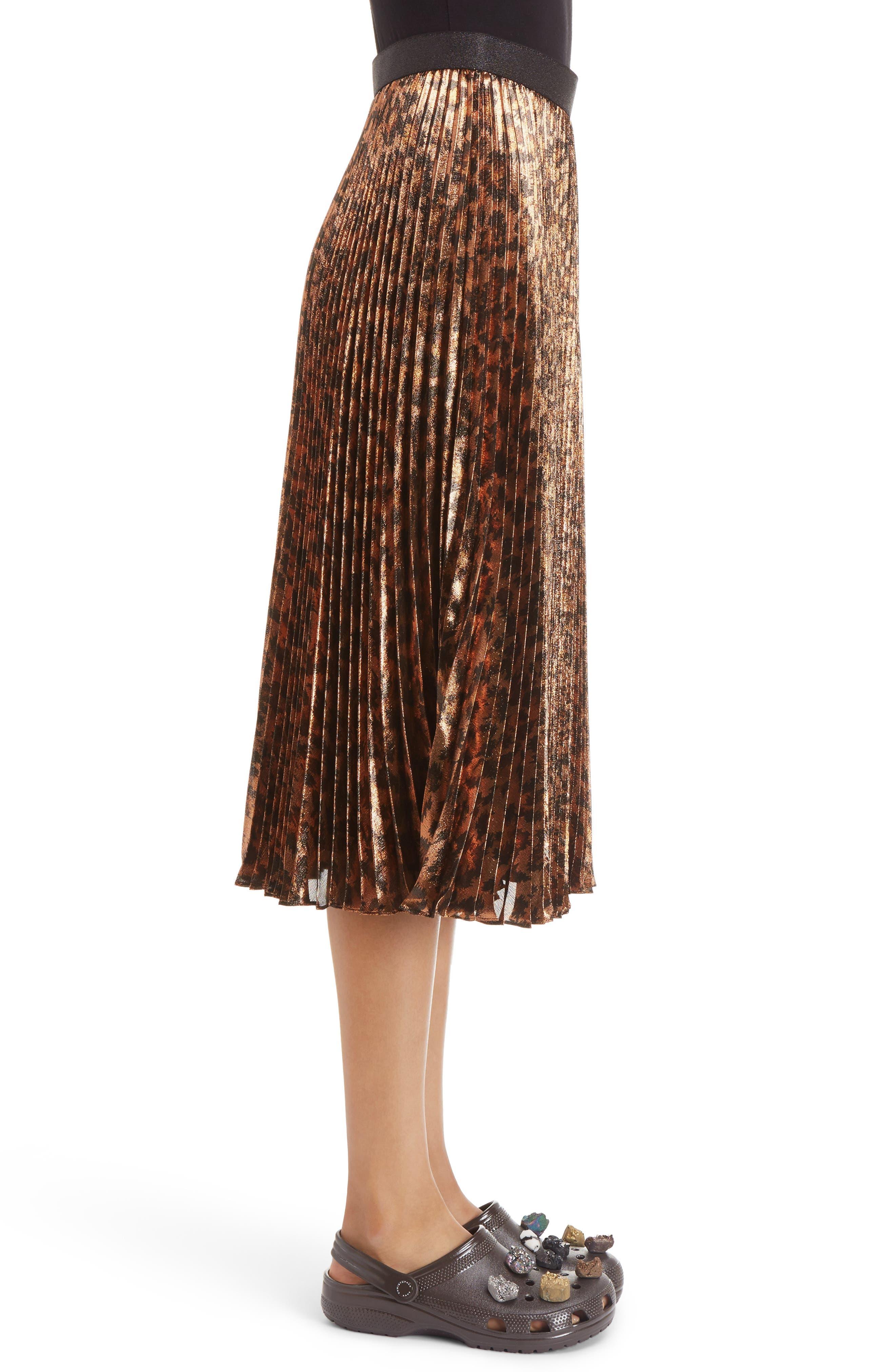 Alternate Image 4  - Christopher Kane Sunray Skirt