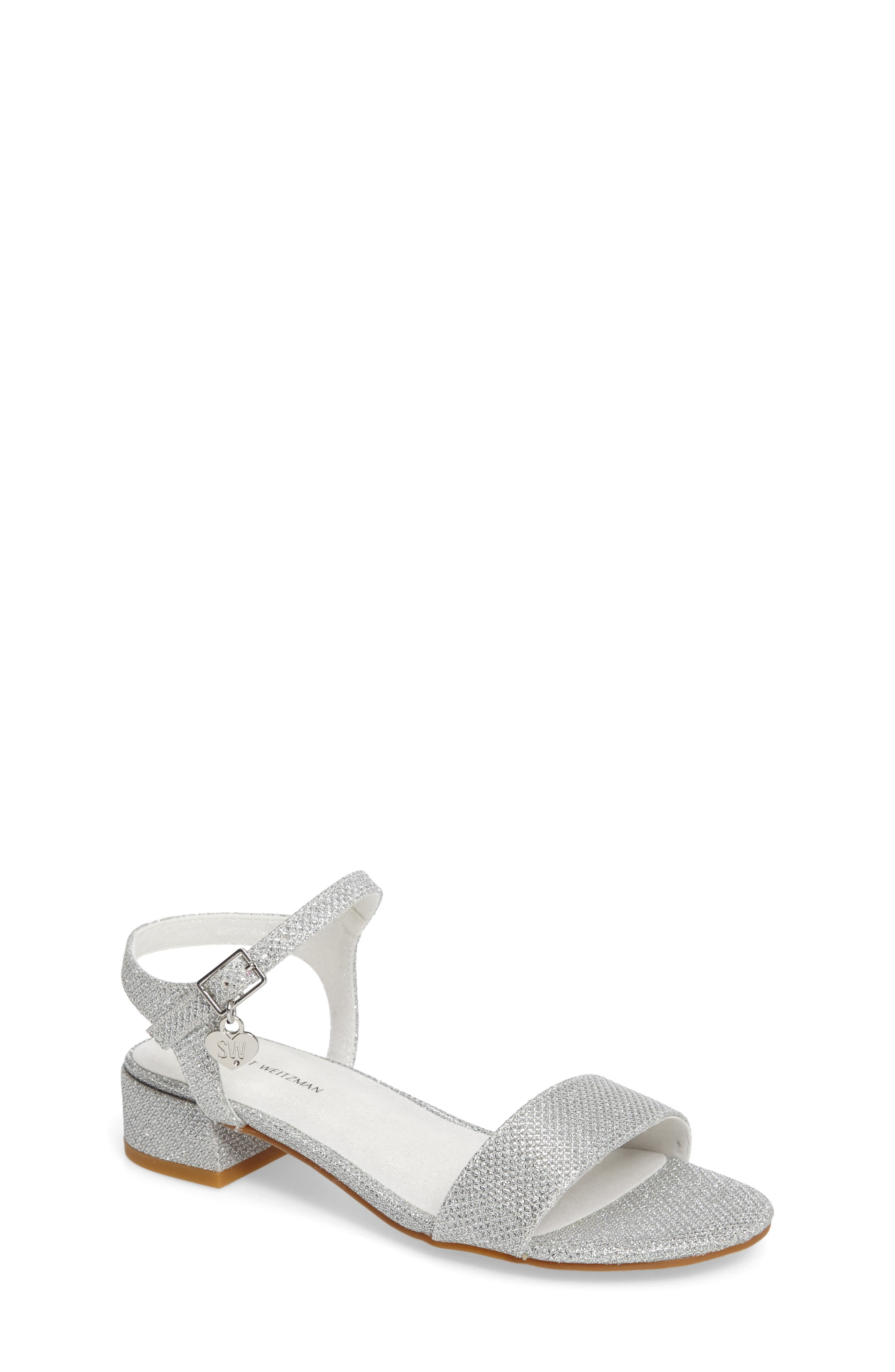 Stuart Weitzman Penelope Sandal (Toddler, Little Kid & Big Kid)