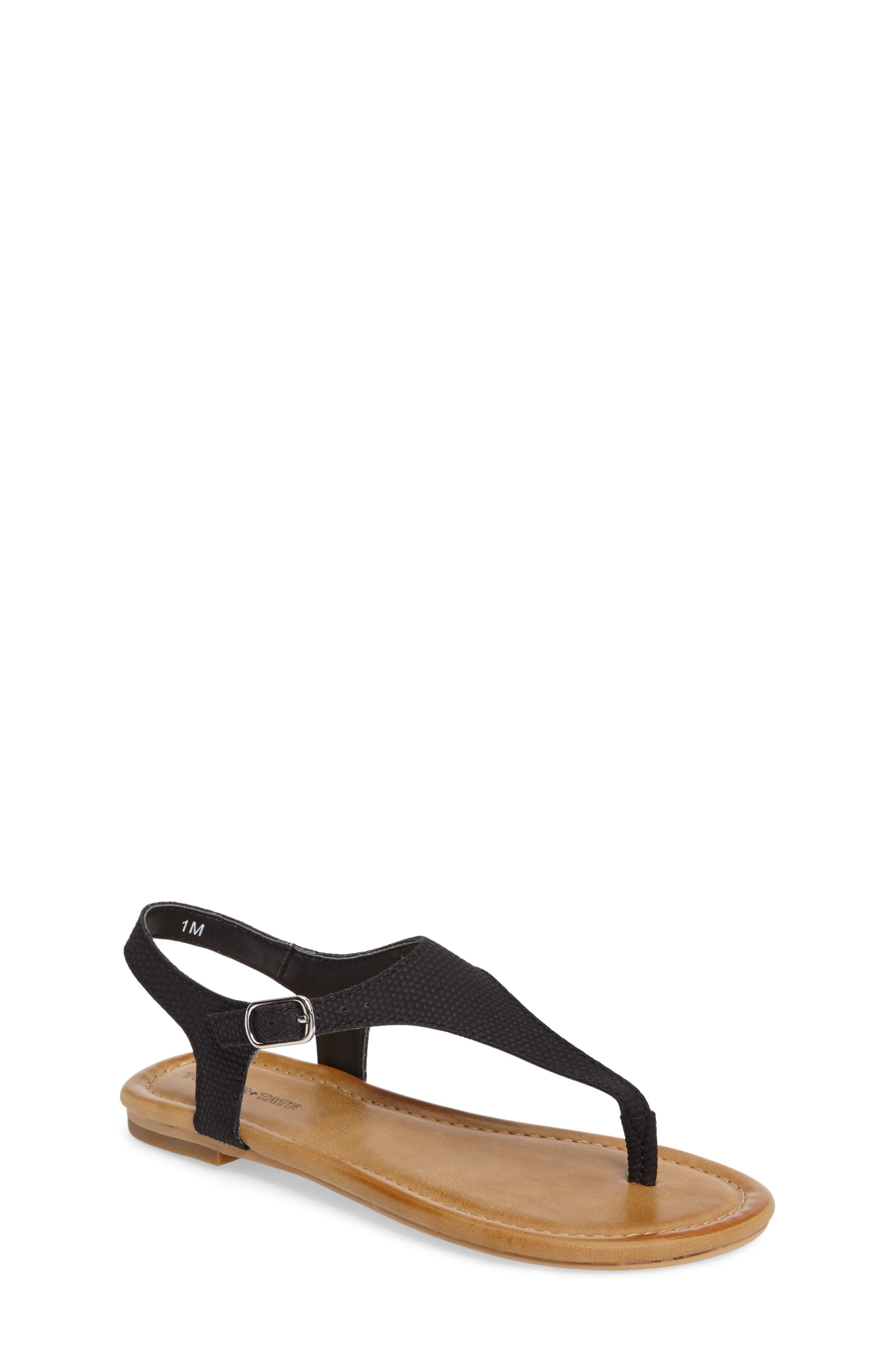 Tucker + Tate Laney Sandal (Walker, Toddler, Little Kid & Big Kid)