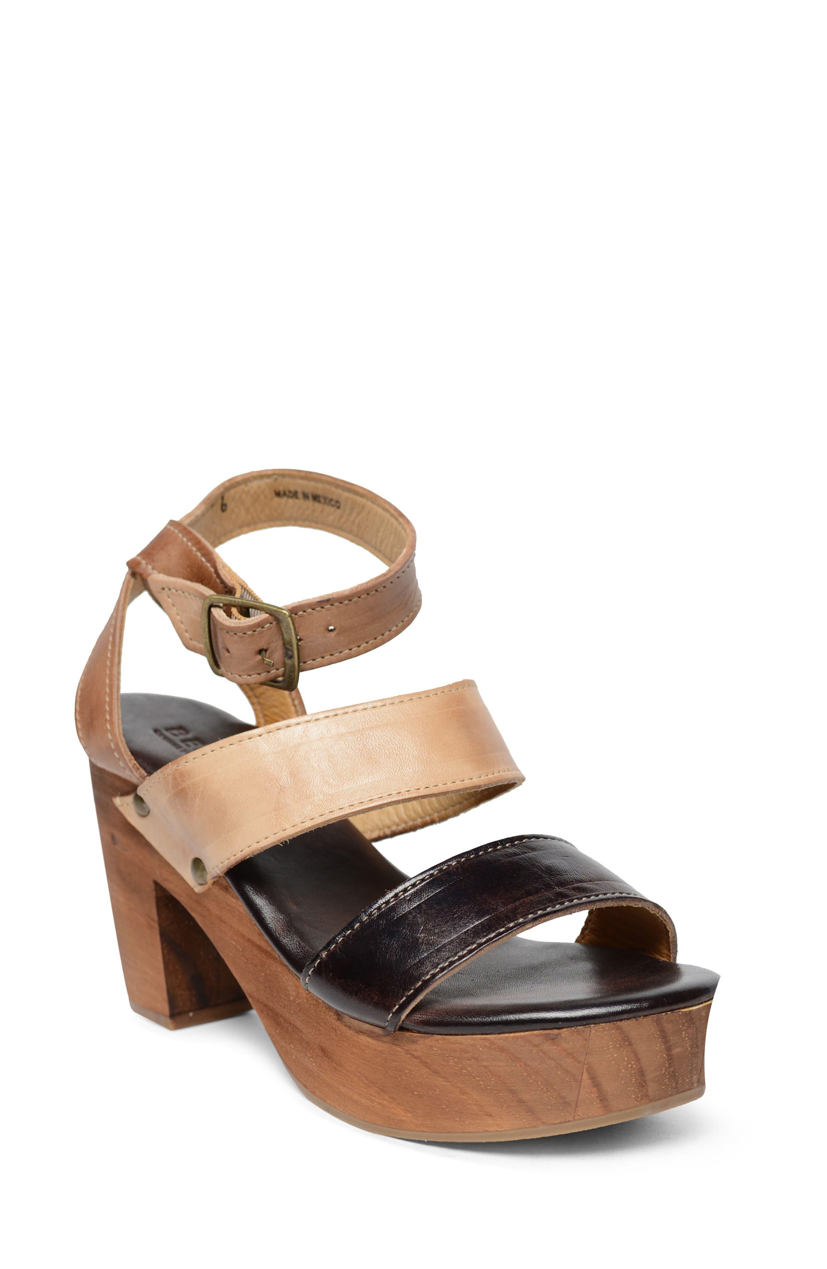 BED STU Sophie Platform Sandal