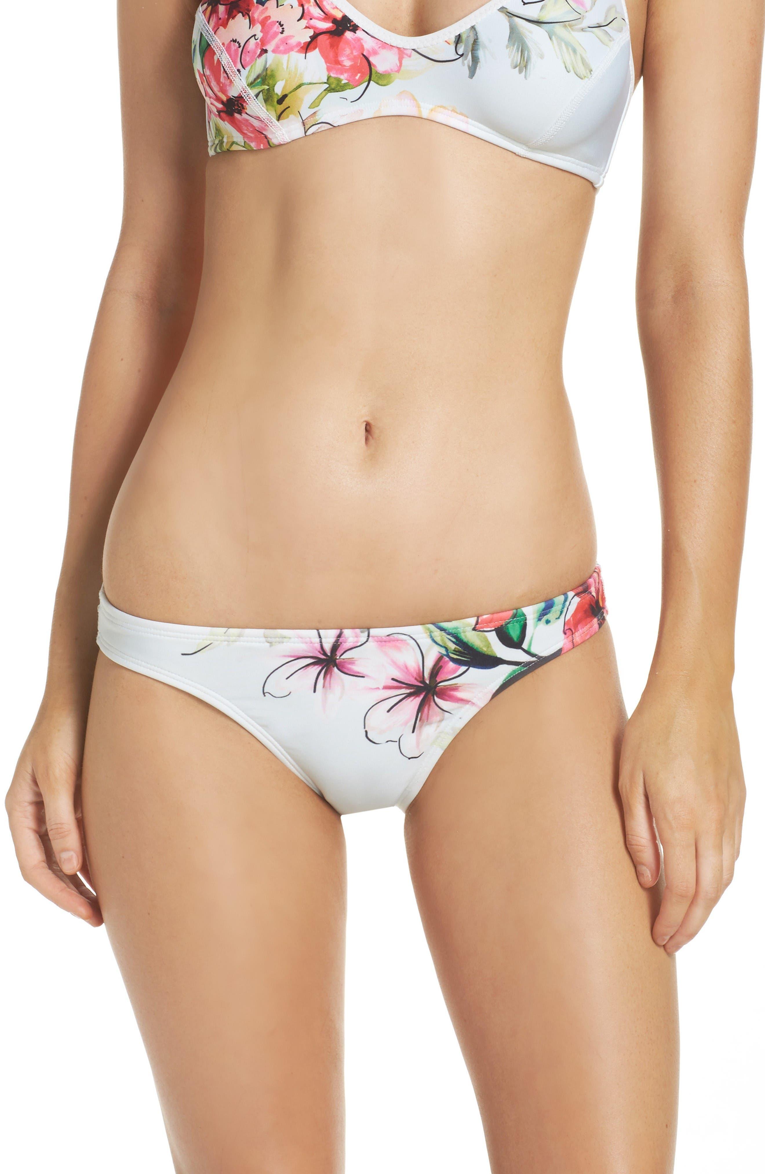 Robin Piccone Camellia Bikini Bottoms
