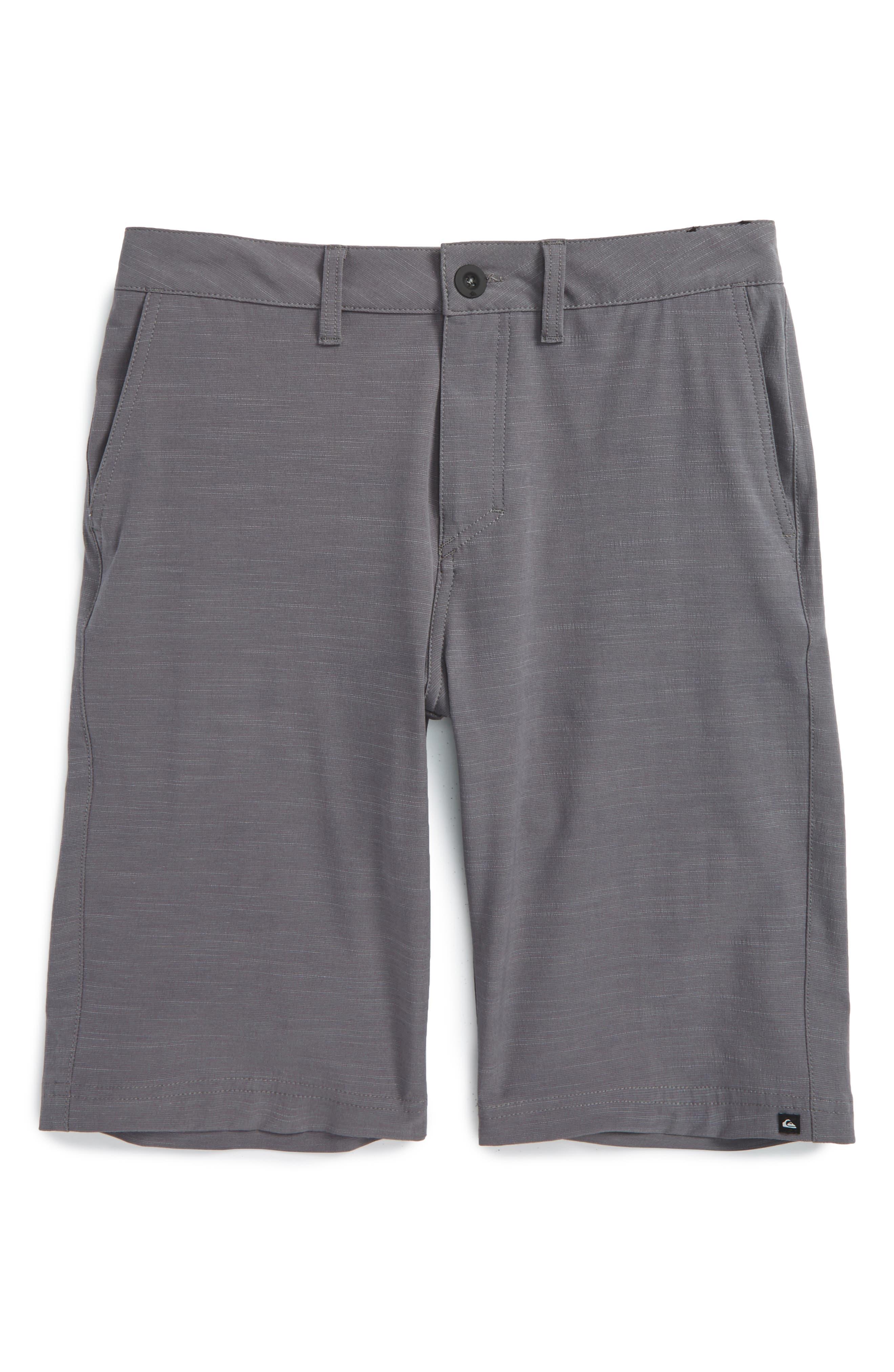 QUIKSILVER Slubbed Amphibian Board Shorts