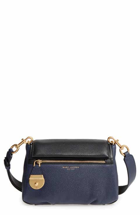MARC JACOBS The Standard Mini Leather Shoulder/Crossbody Bag
