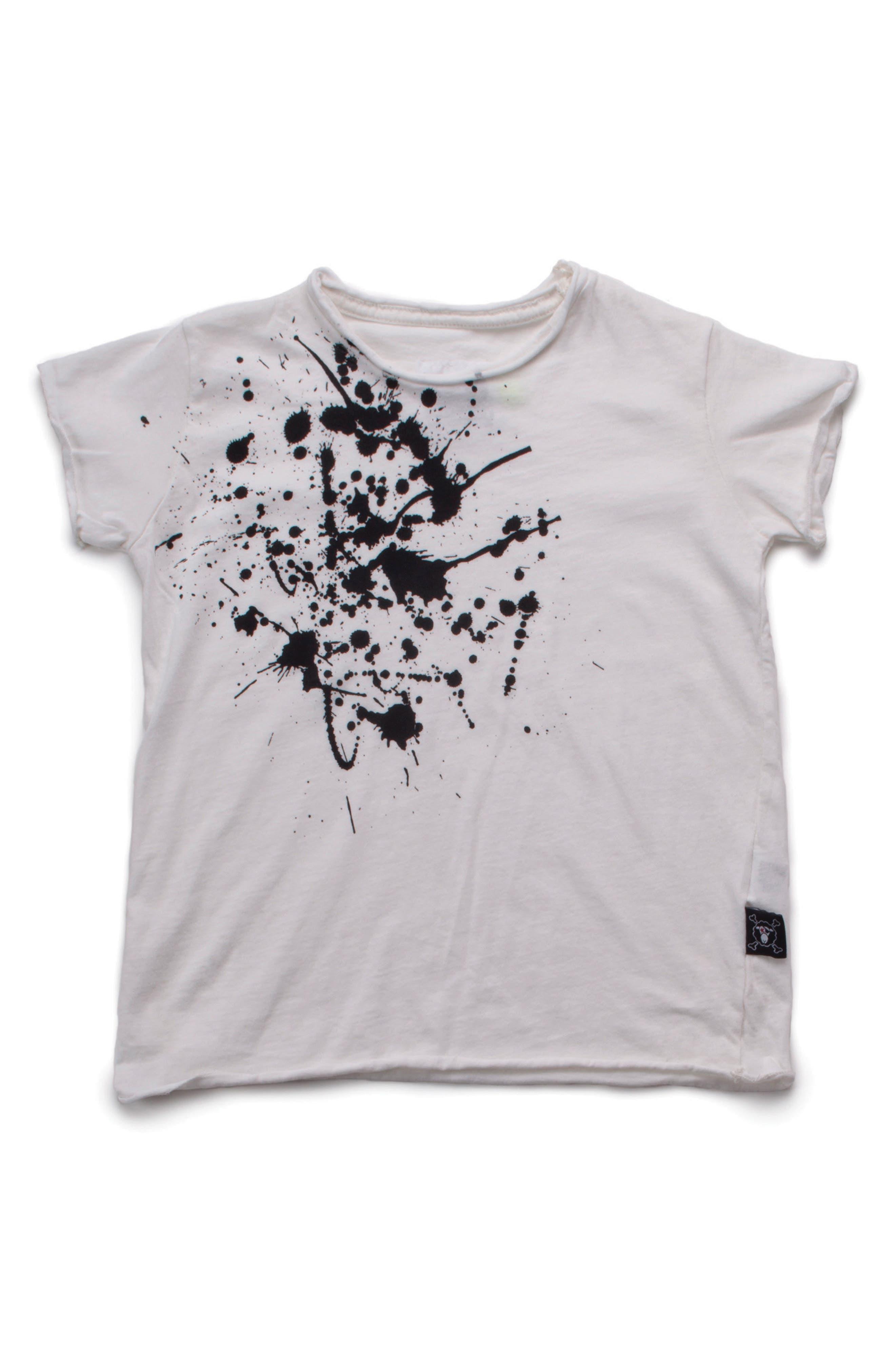 NUNUNU Splash T-Shirt (Baby Boys)