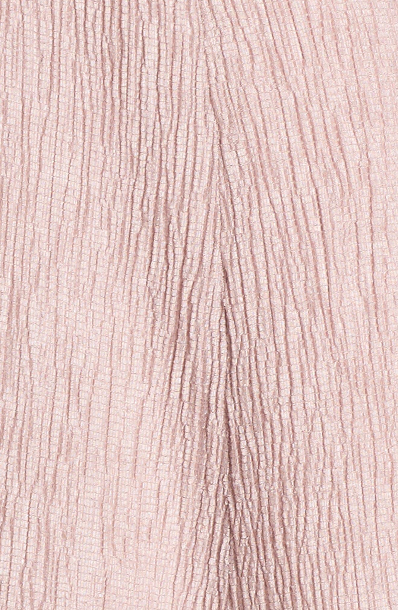 Alternate Image 5  - Lush Cold Shoulder Dress