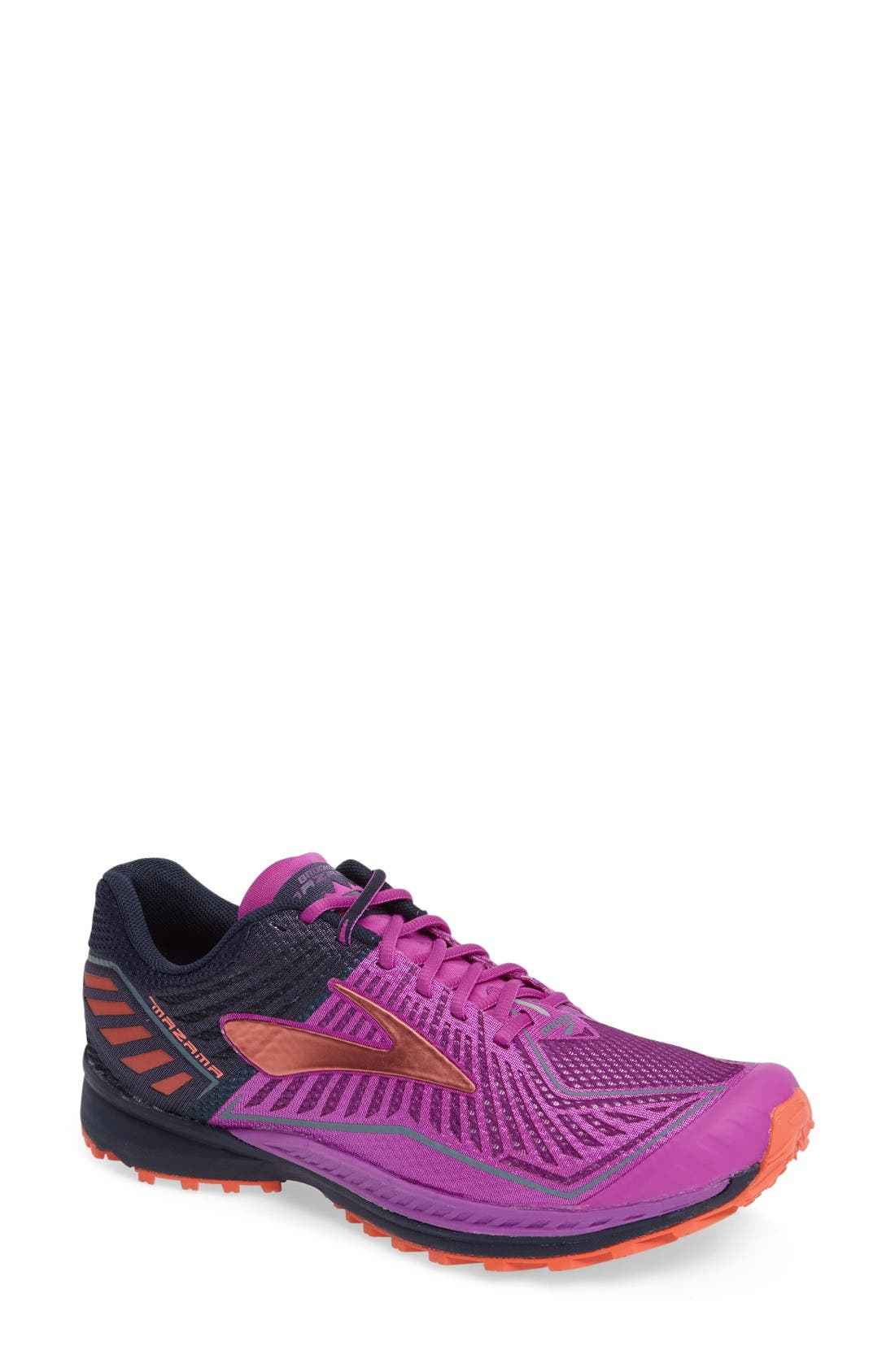 Brooks Mazama Trail Running Shoe (Women)
