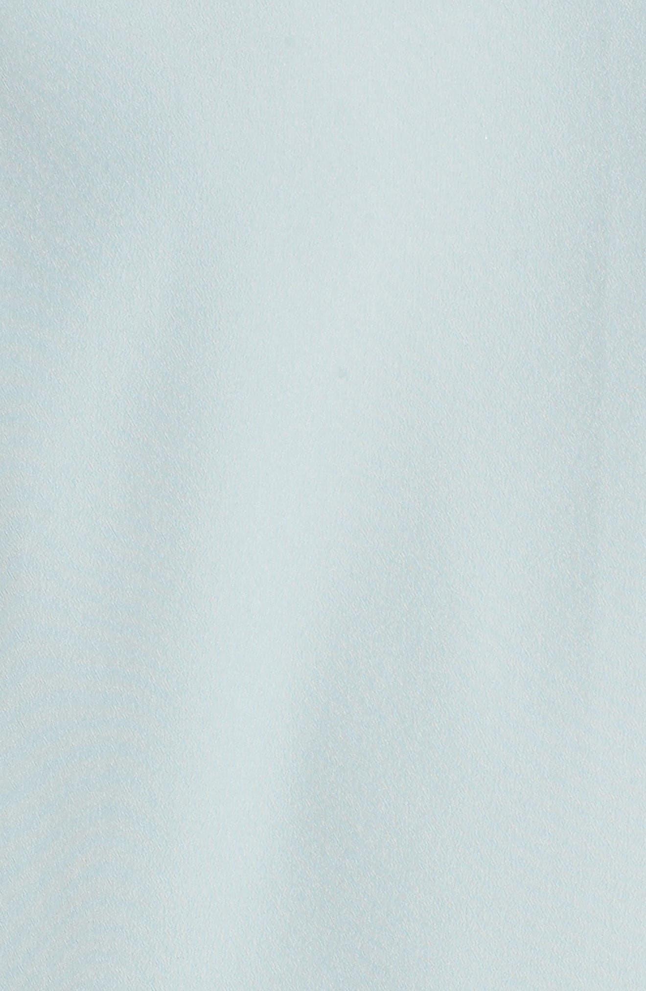 Alternate Image 5  - Hinge Tie Back Peplum Top