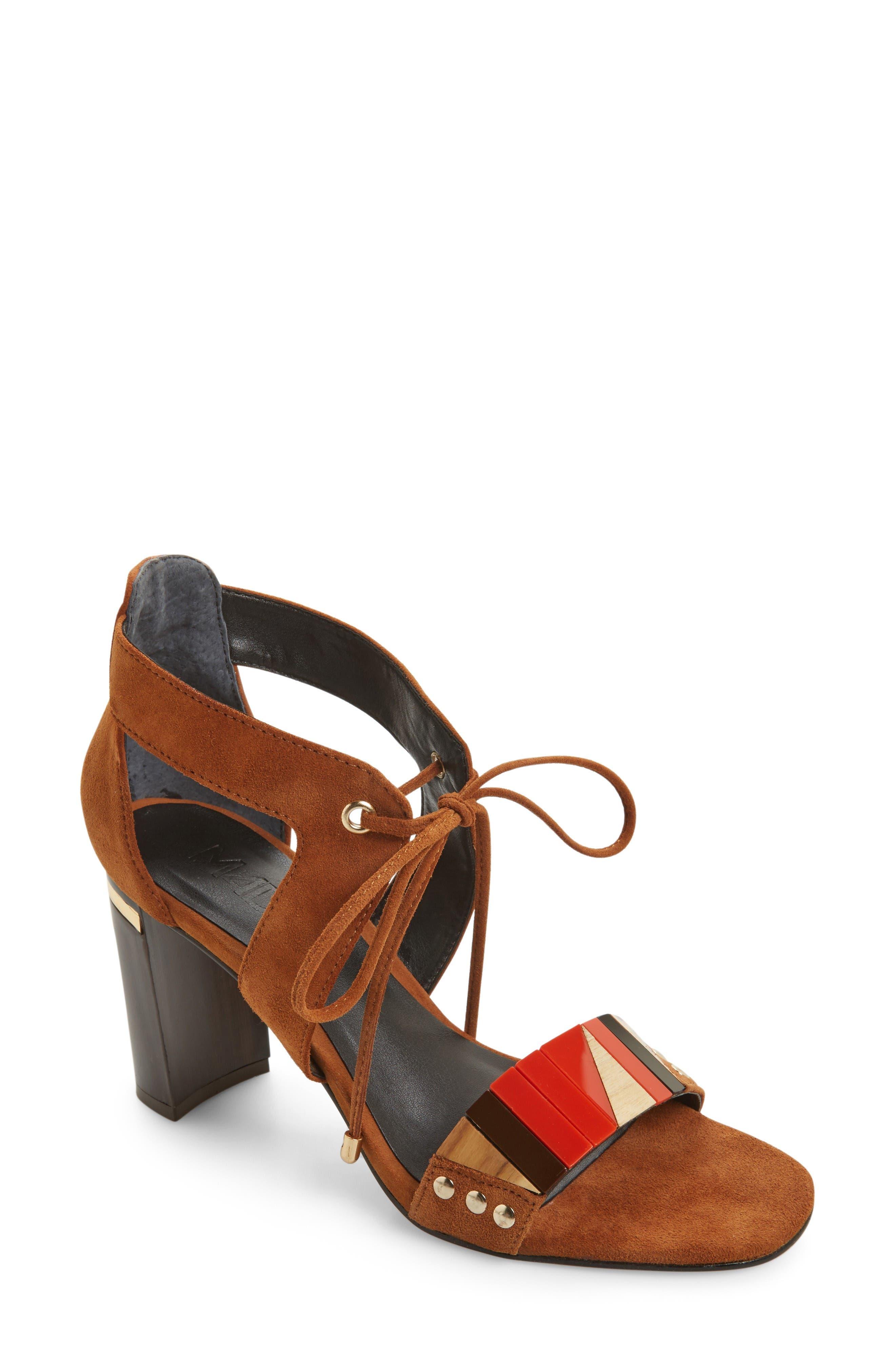 M4D3 FOOTWEAR M4D3 Lace-Up Sandal