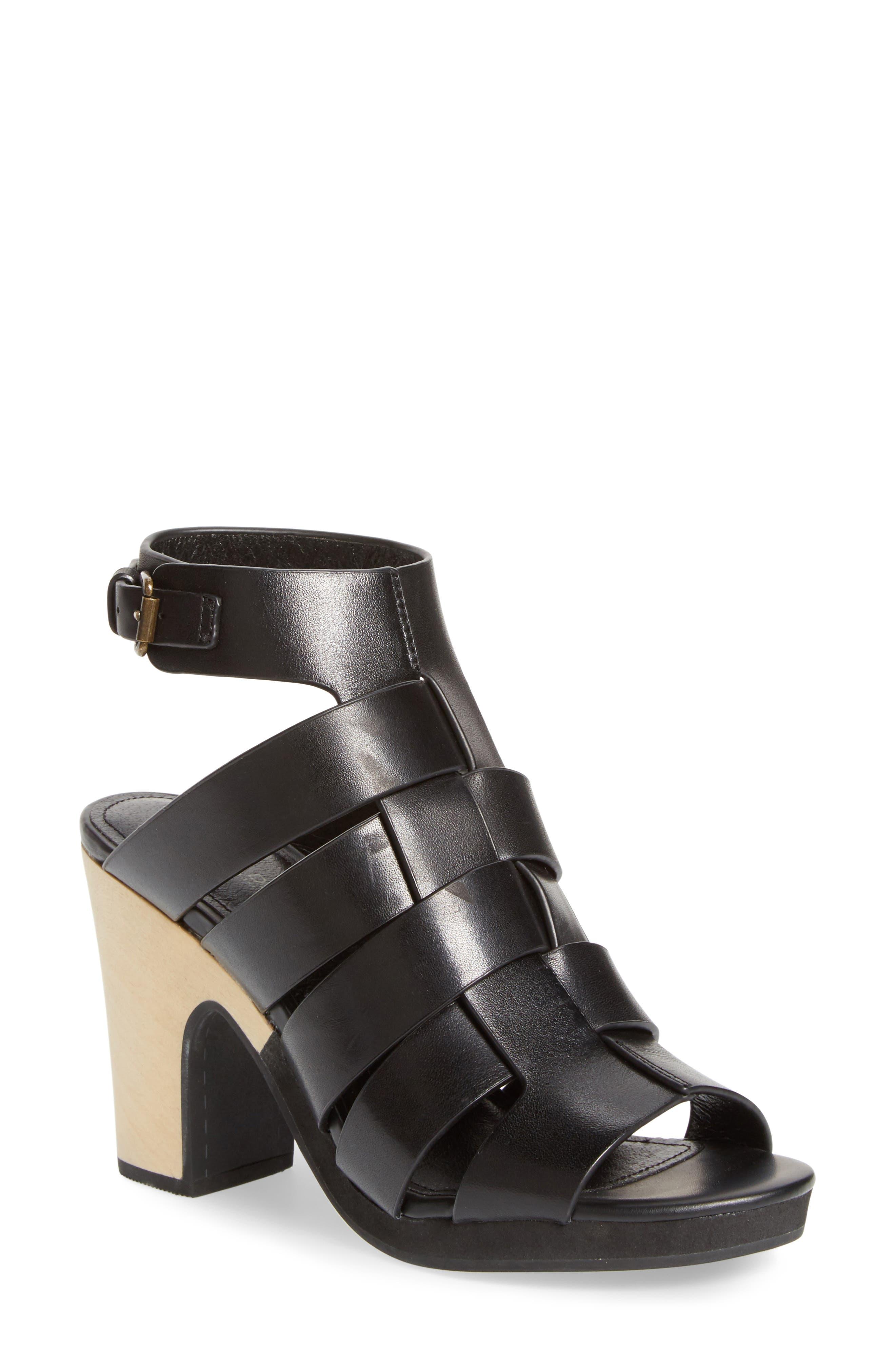 Kelsi Dagger Brooklyn Ultra Block Heel Sandal (Women)