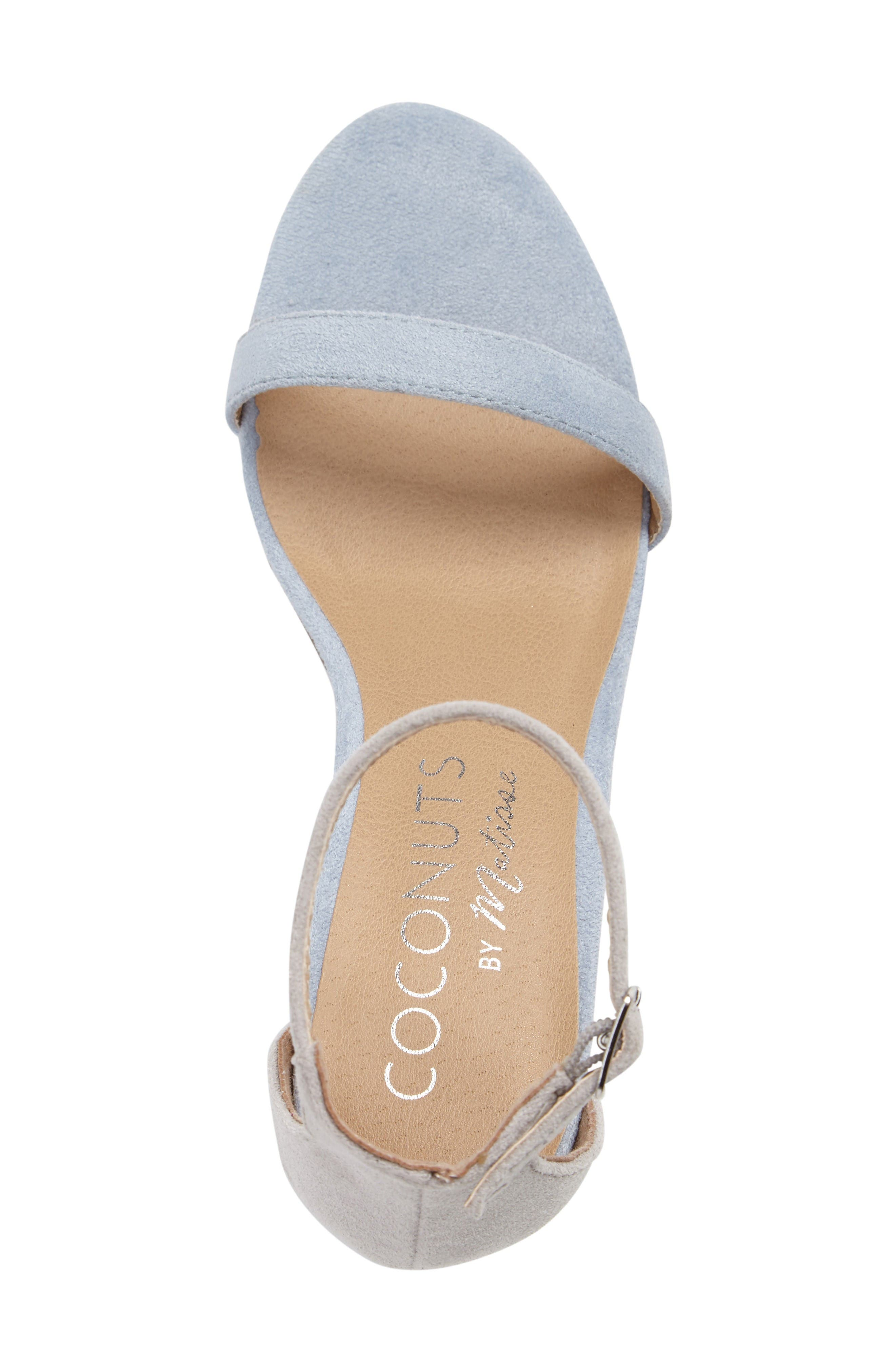 Alternate Image 3  - Coconuts by Matisse Dinah Ankle Strap Sandal (Women)