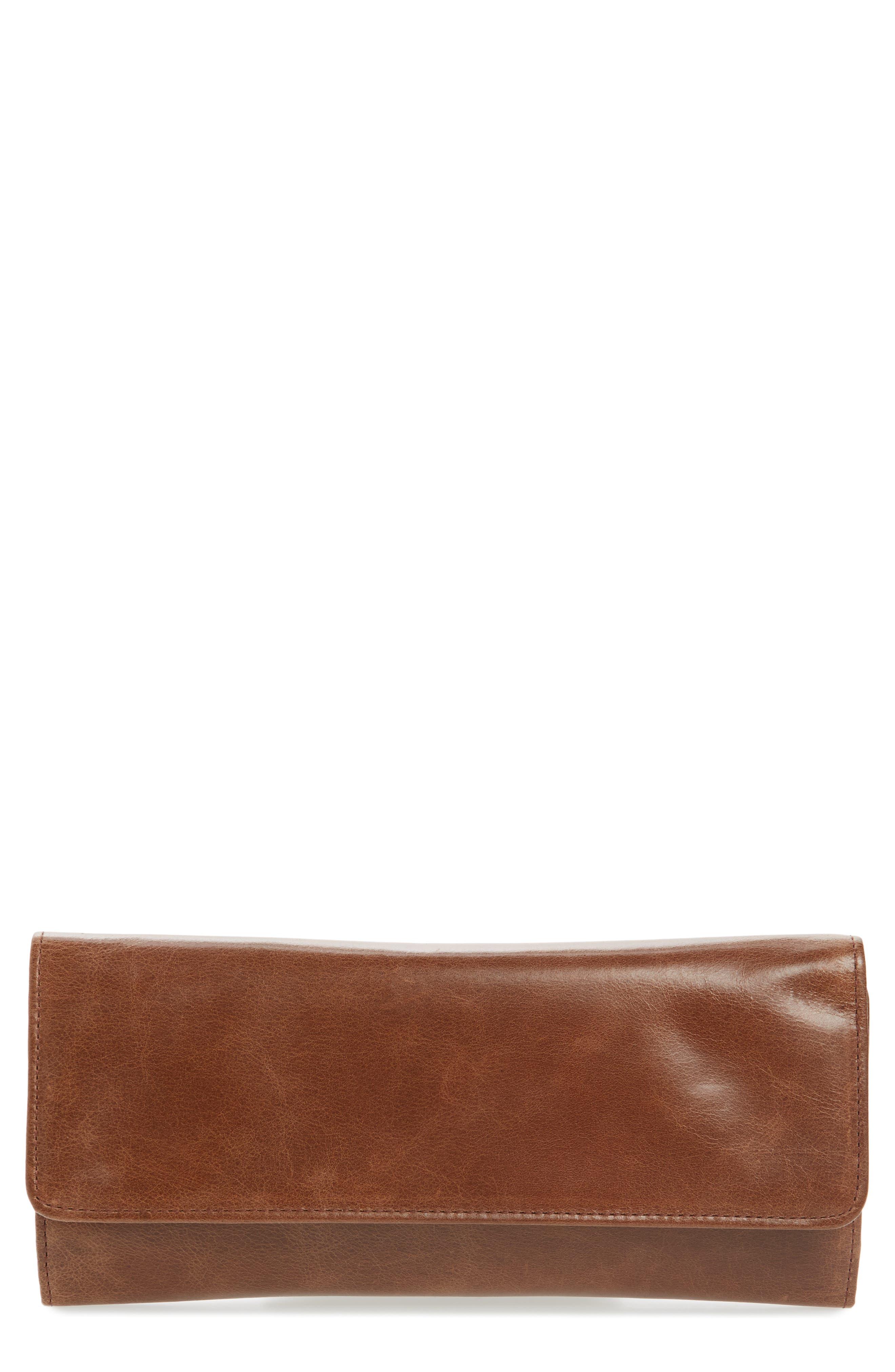 Main Image - Hobo 'Sadie' Leather Wallet