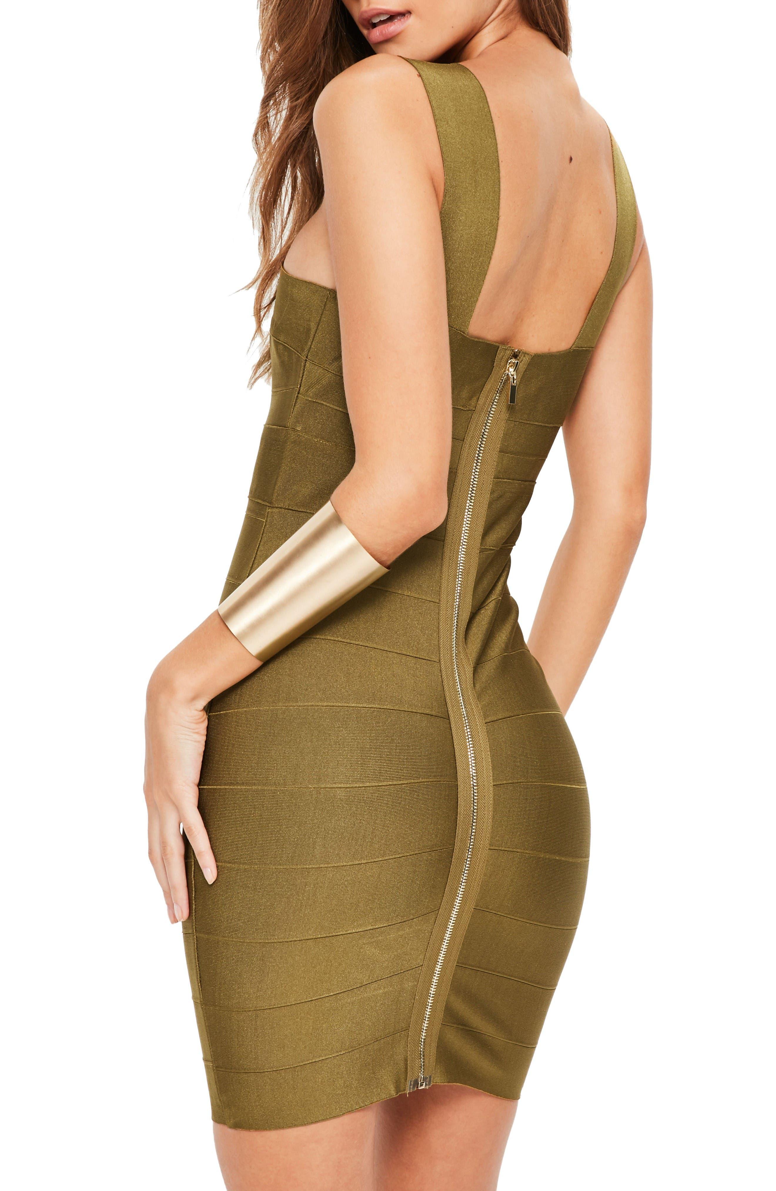 Alternate Image 3  - Missguided Bandage Minidress