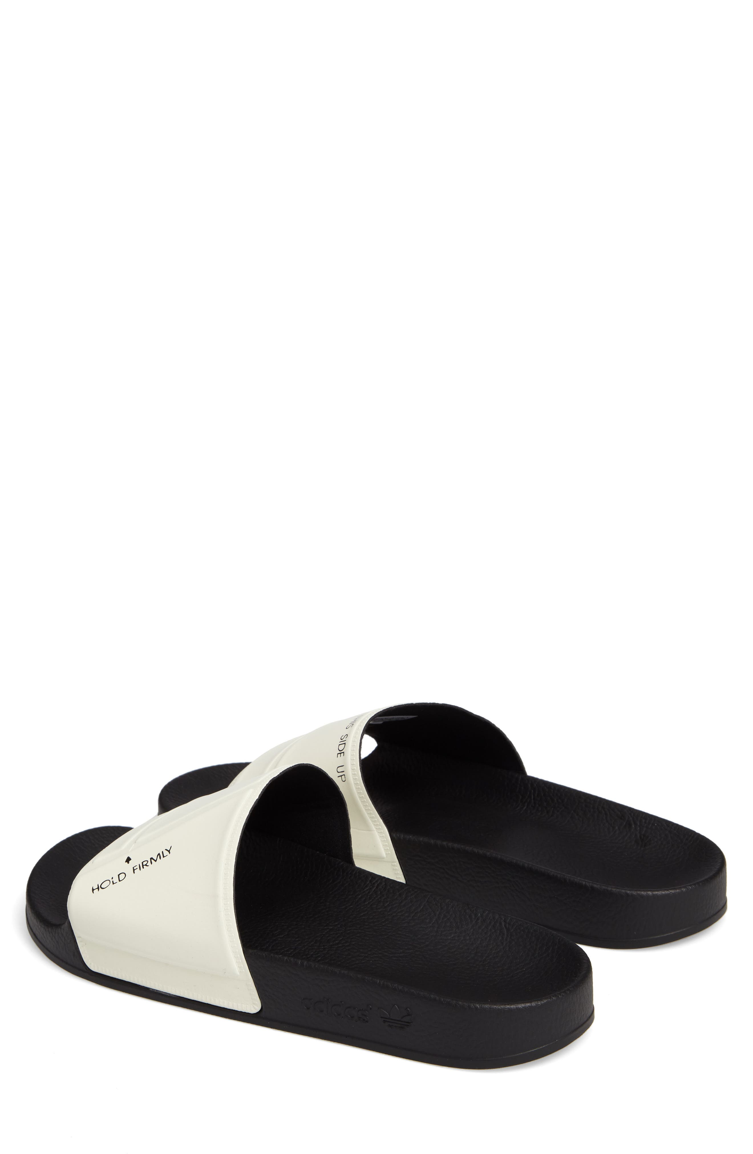 Alternate Image 3  - adidas by Raf Simons Bunny Adilette Slide Sandal (Men)