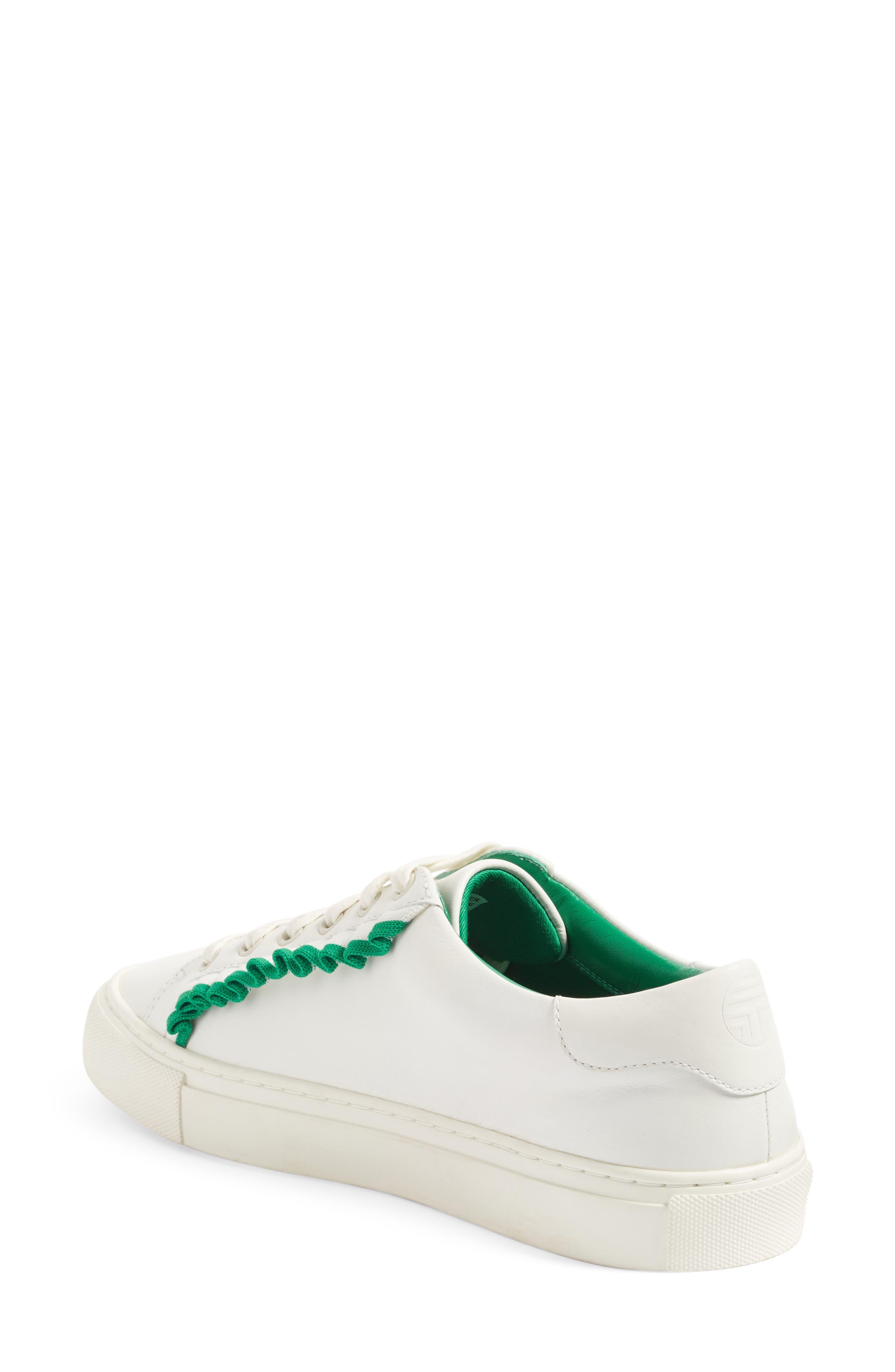 Alternate Image 2  - Tory Sport Ruffle Sneaker (Women)